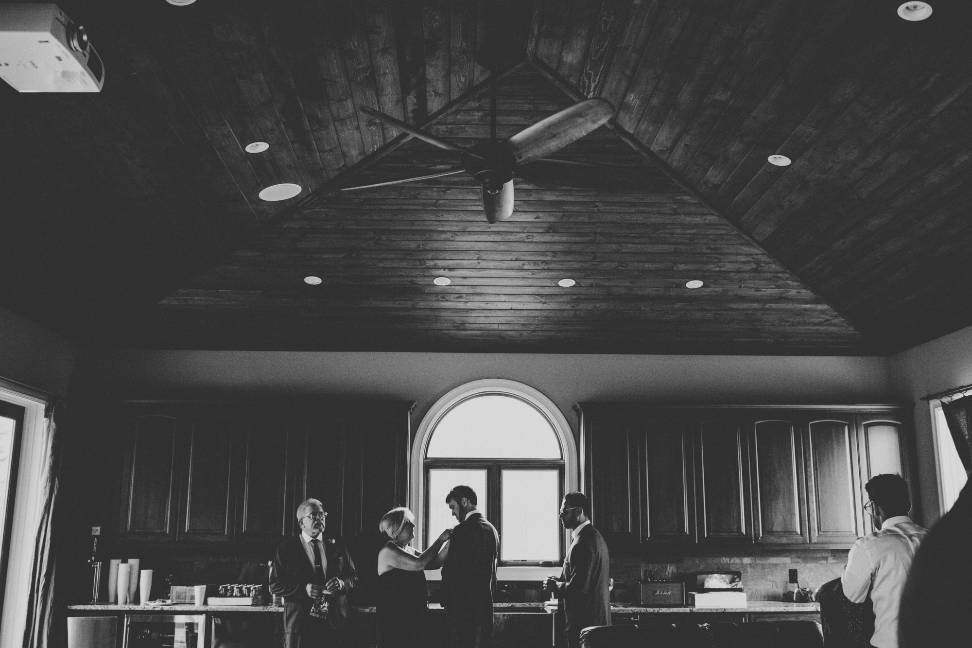 Paradise Ridge winery wedding BW @Anne-Claire Brun-0013