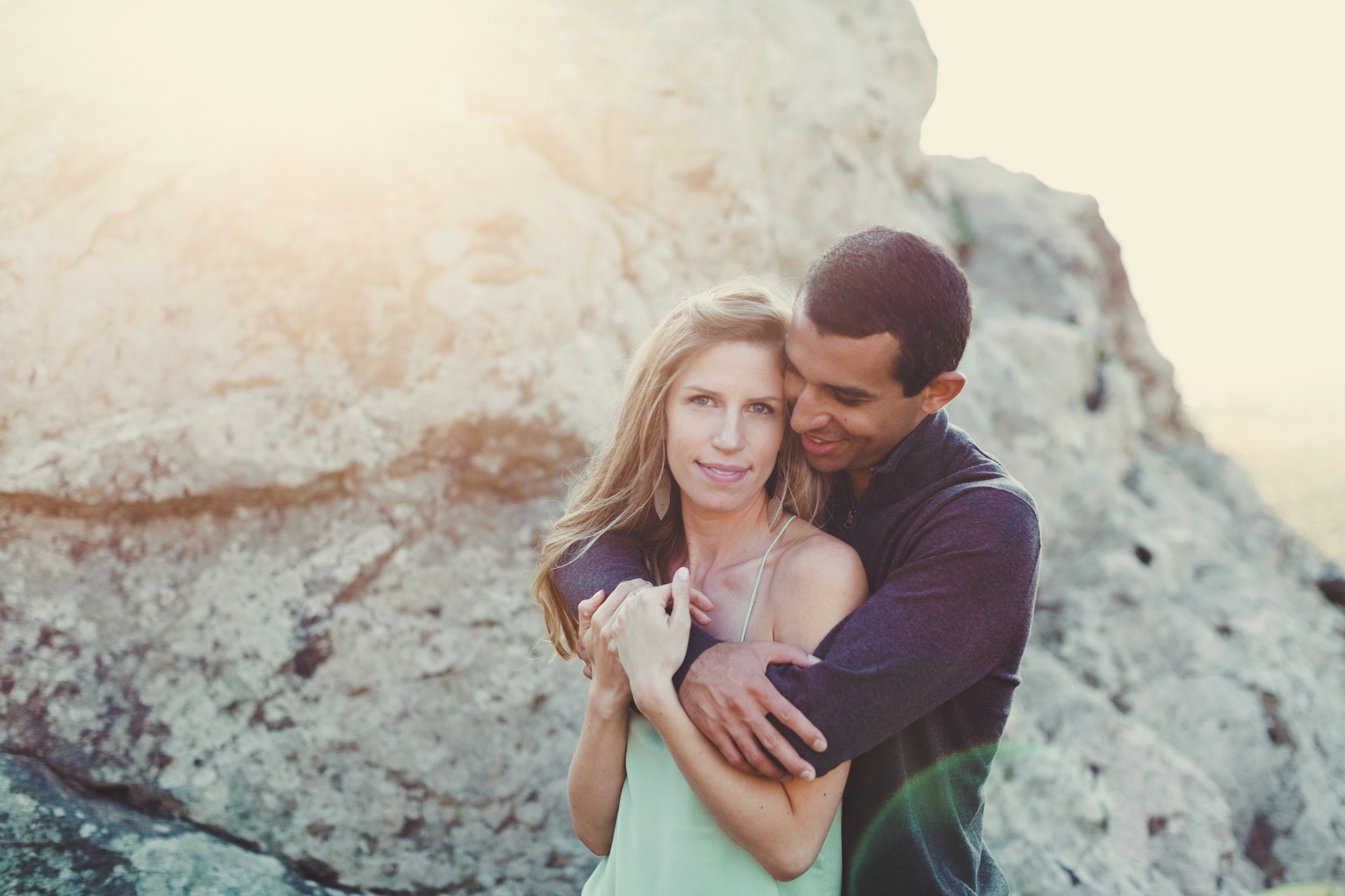 Beach Engagement Photos @ Anne-Claire Brun-0044