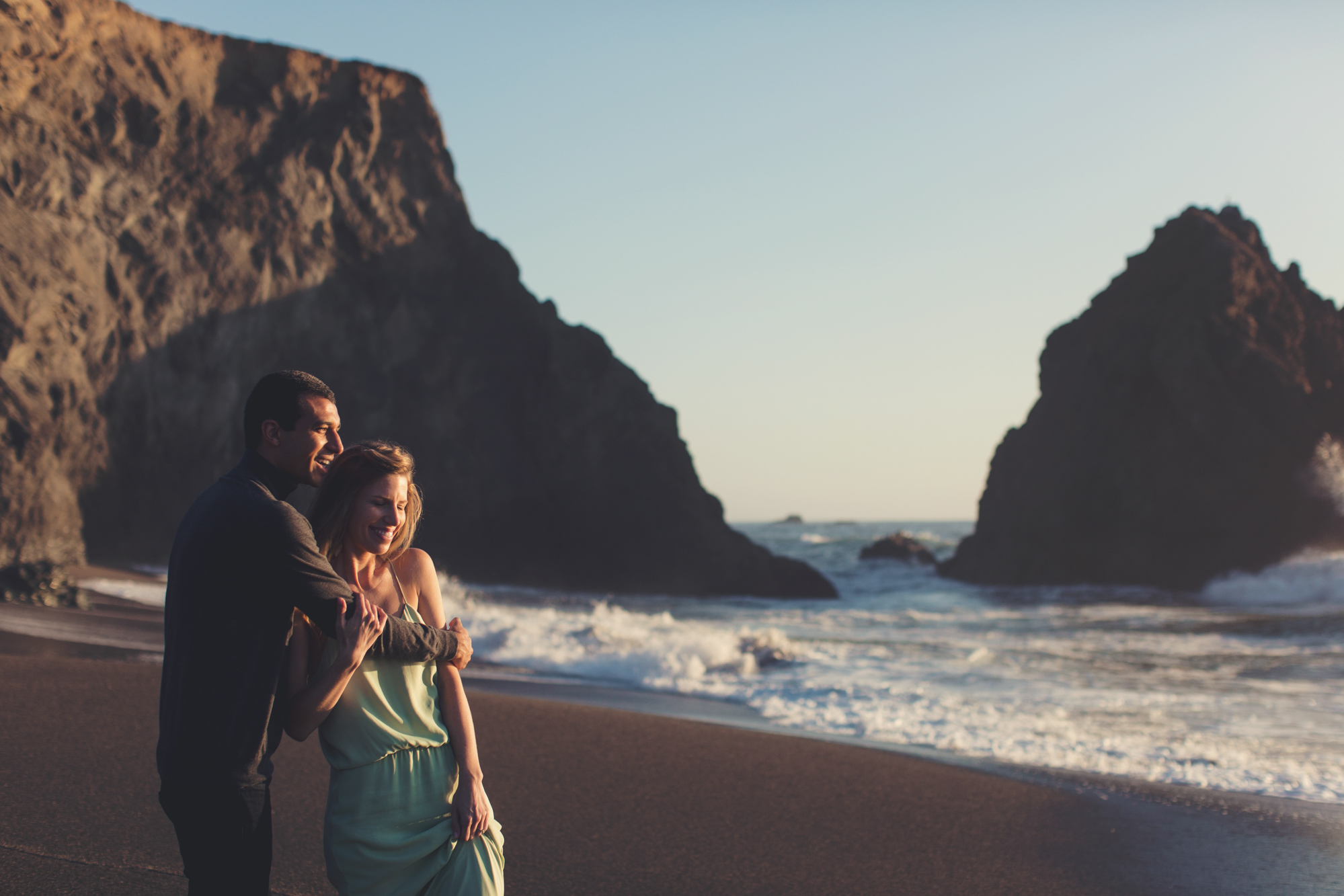 Beach Engagement Photos @ Anne-Claire Brun-0062