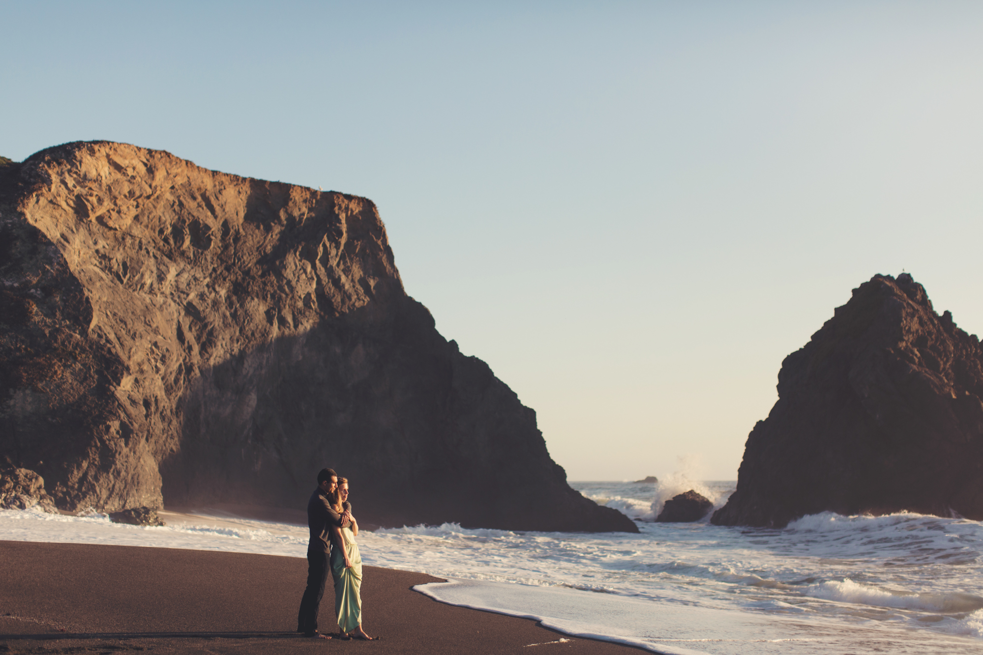 Beach Engagement Photos @ Anne-Claire Brun-0072
