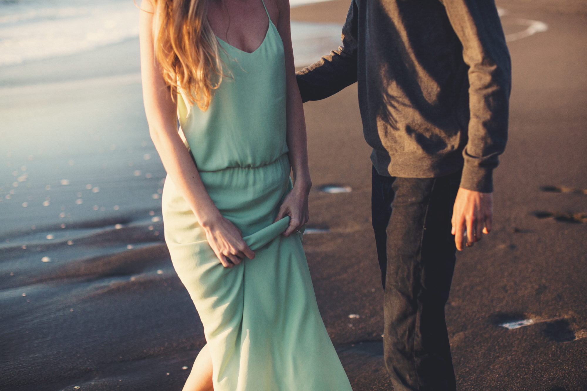 Beach Engagement Photos @ Anne-Claire Brun-0089