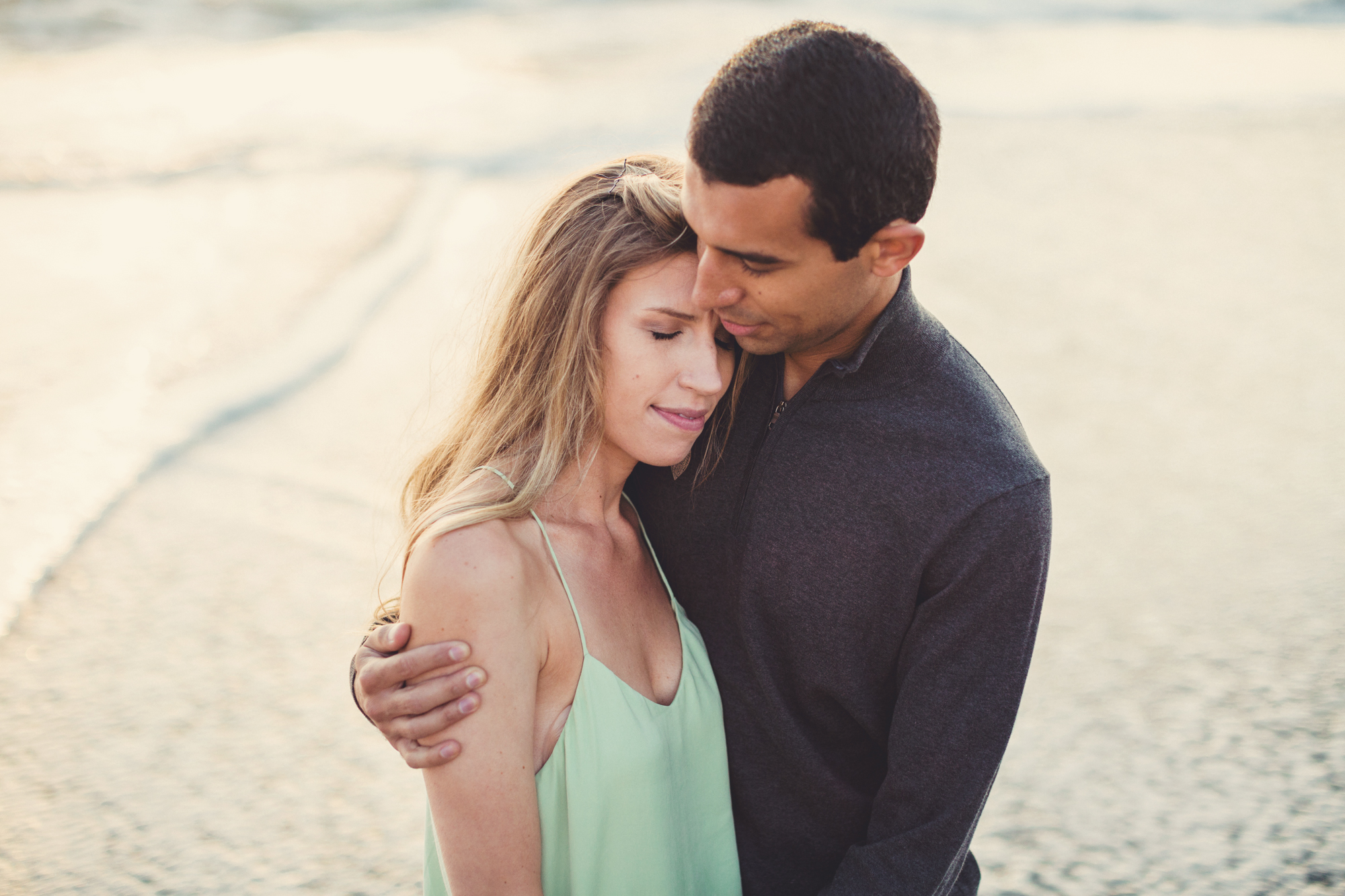 Beach Engagement Photos @ Anne-Claire Brun-0096