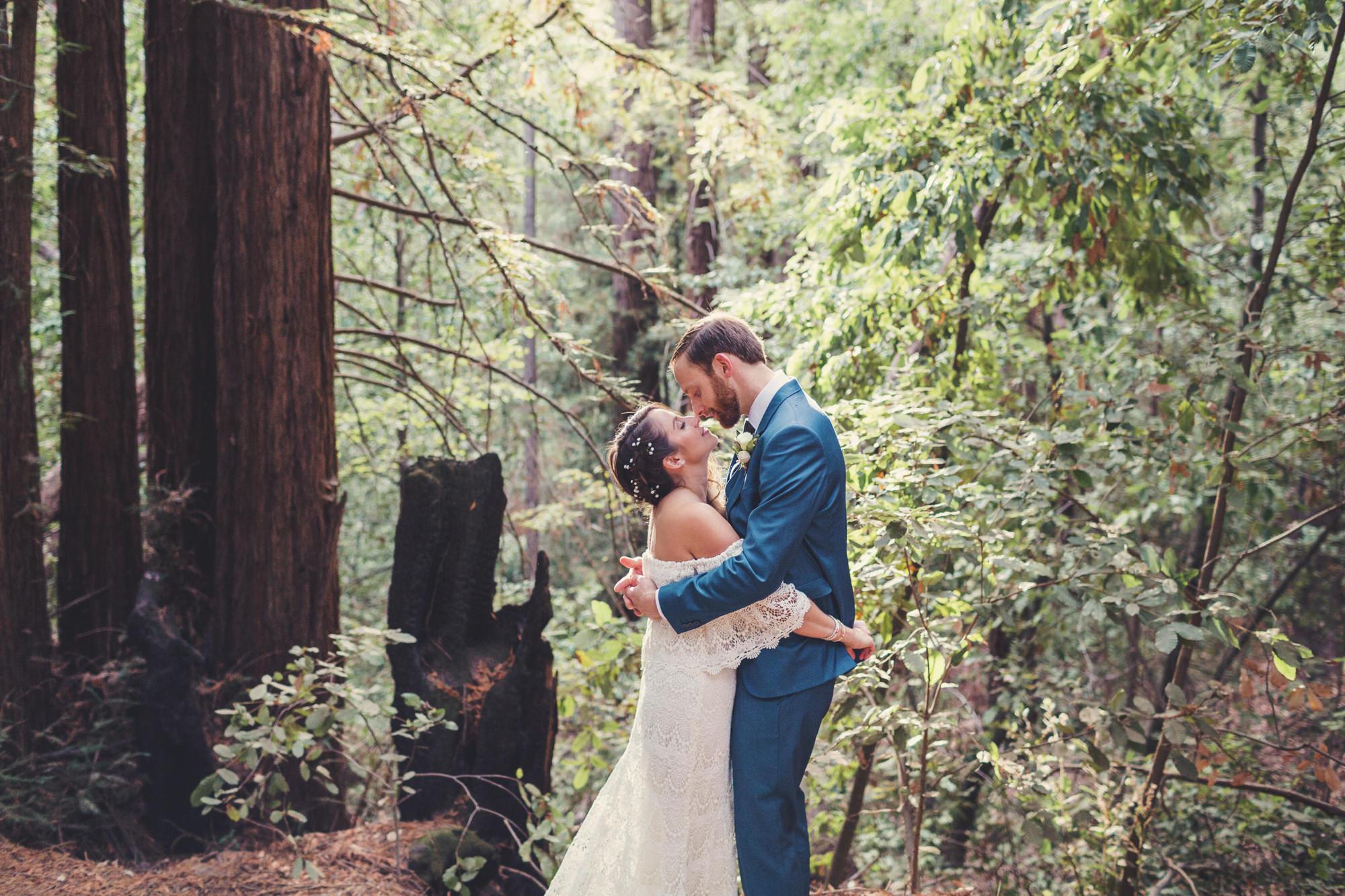 Sequoia Retreat Center Wedding@Anne-Claire Brun 106