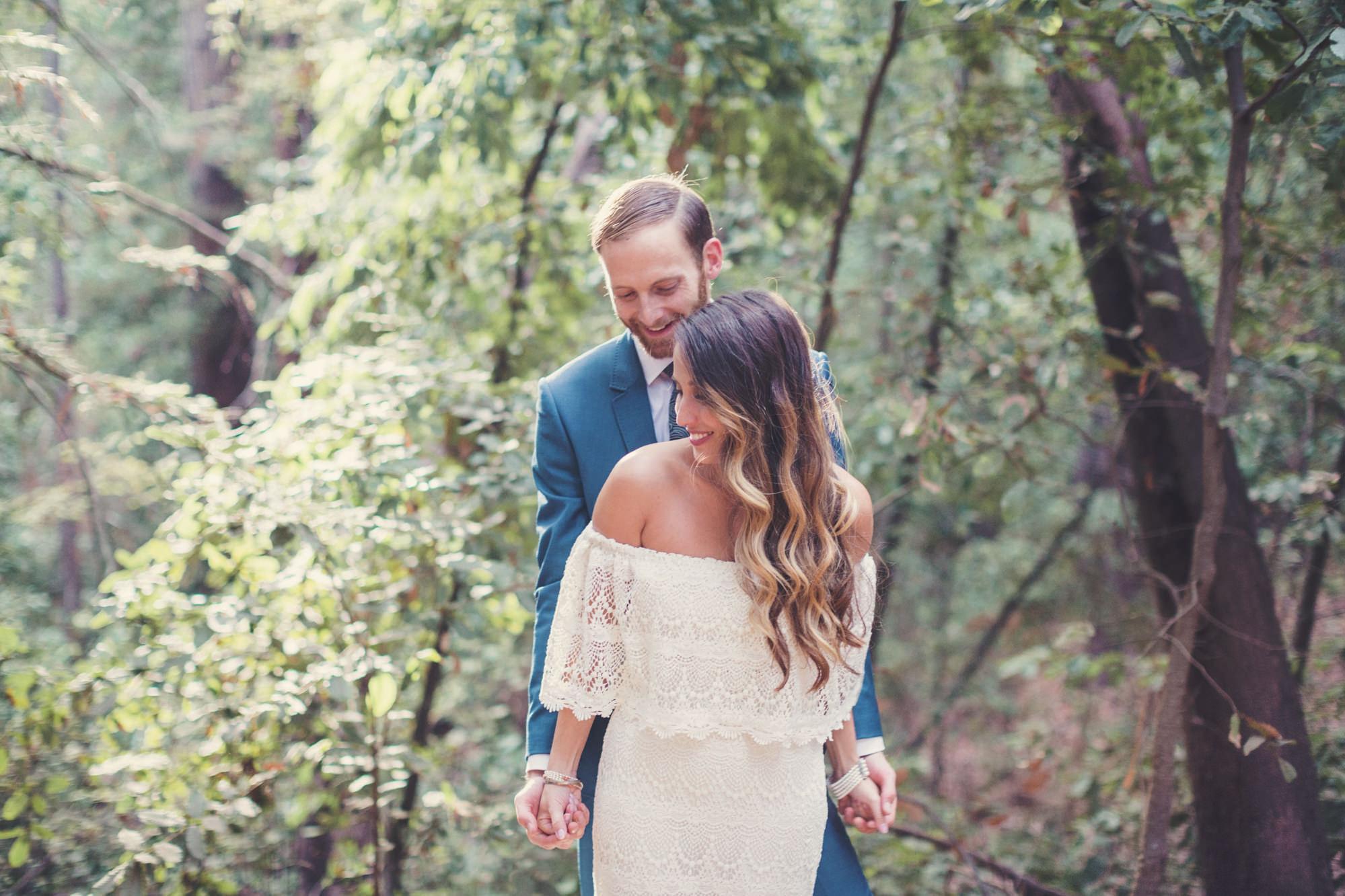Sequoia Retreat Center Wedding@Anne-Claire Brun 107