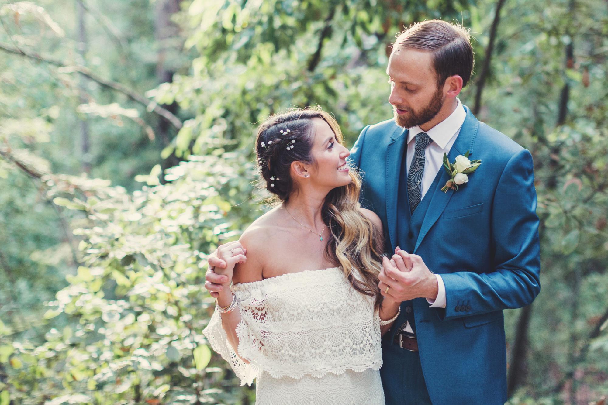 Sequoia Retreat Center Wedding@Anne-Claire Brun 110