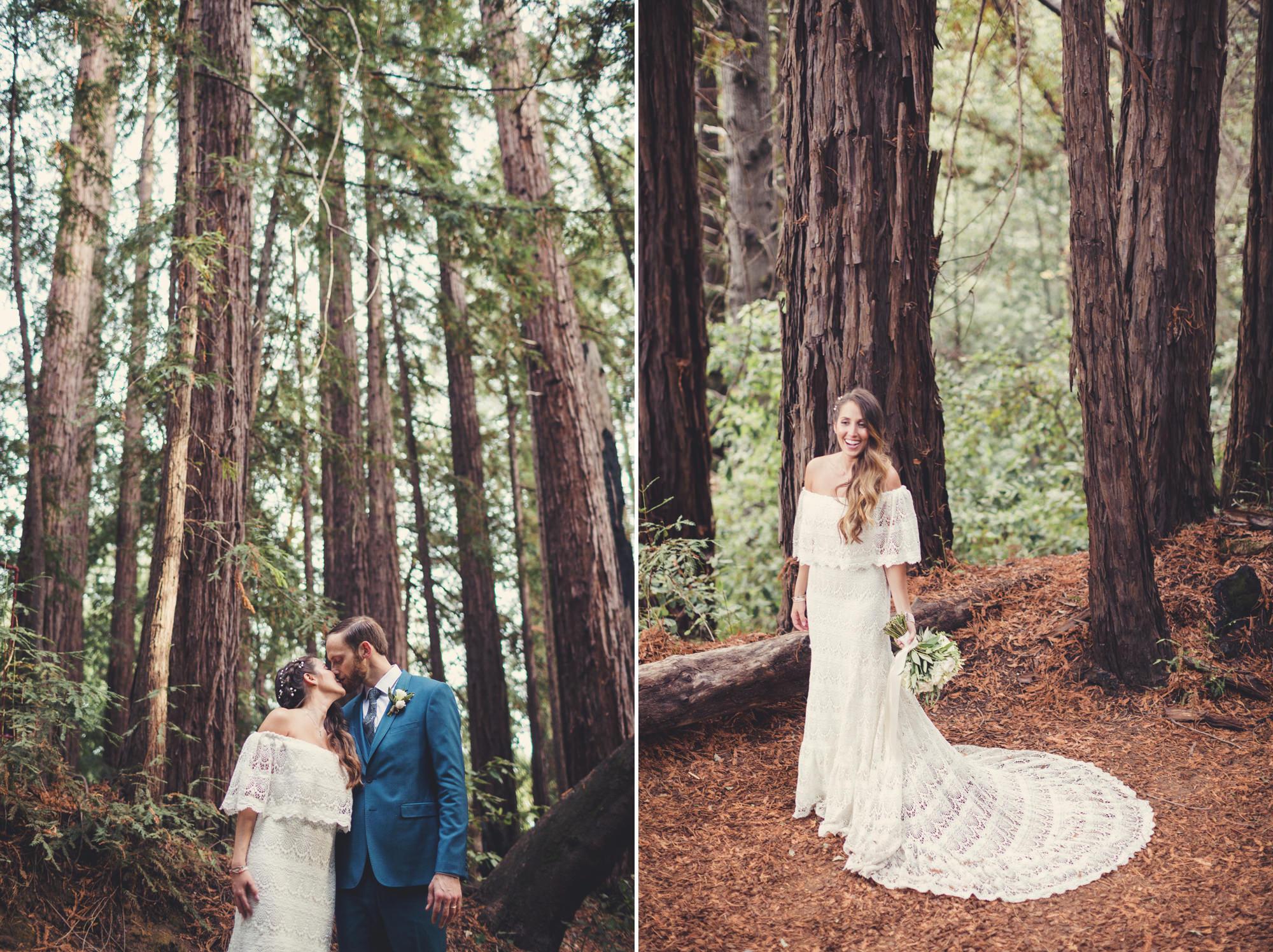 Sequoia Retreat Center Wedding@Anne-Claire Brun 127