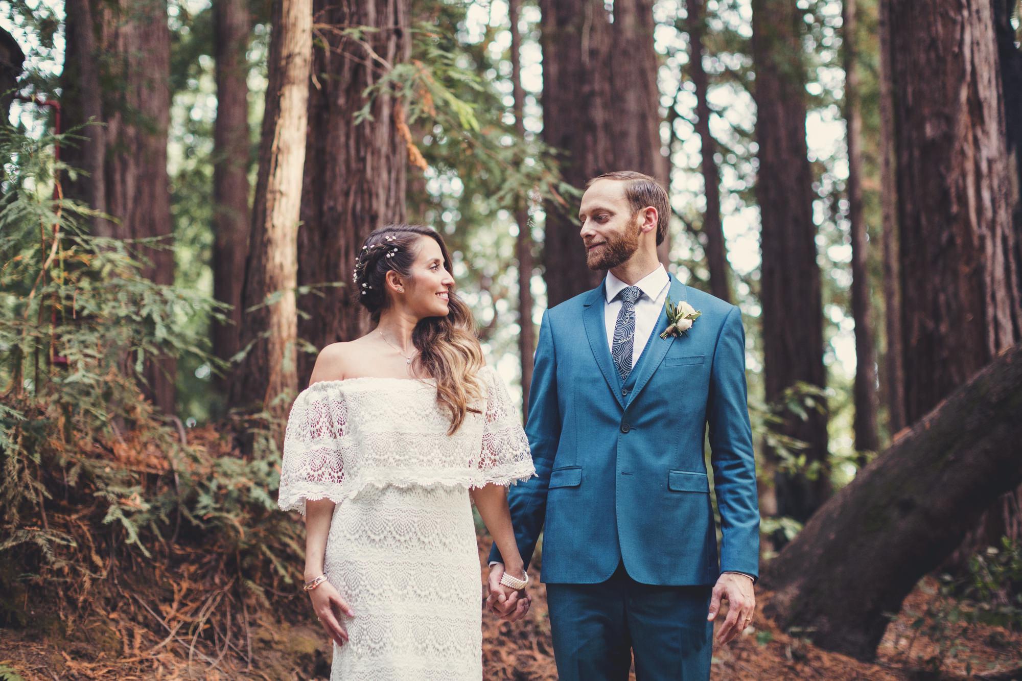 Sequoia Retreat Center Wedding@Anne-Claire Brun 129