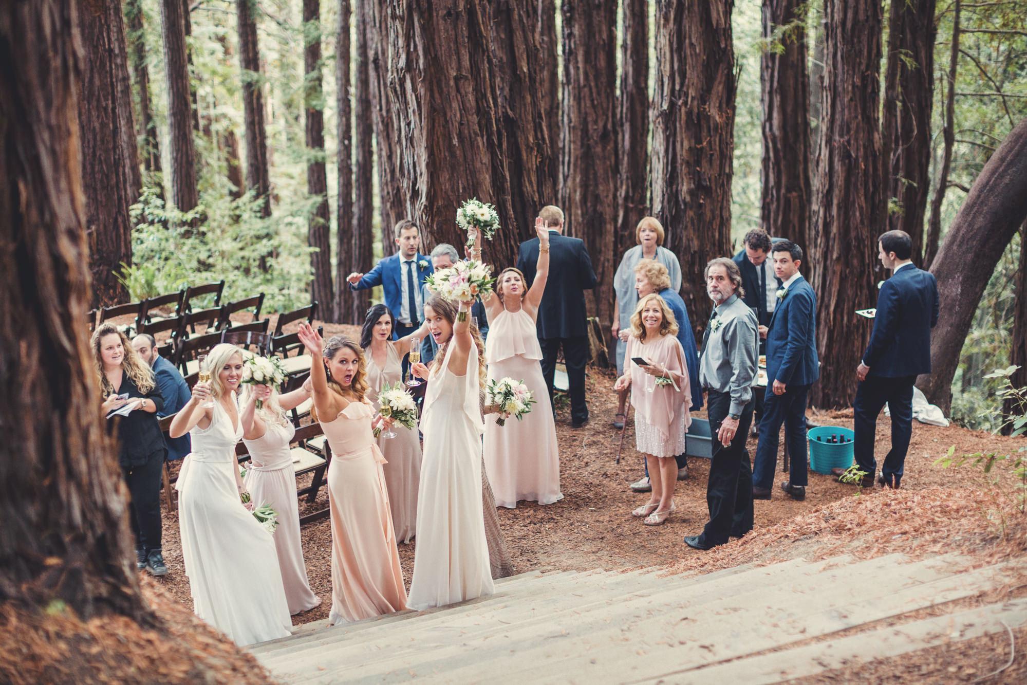 Sequoia Retreat Center Wedding@Anne-Claire Brun 132