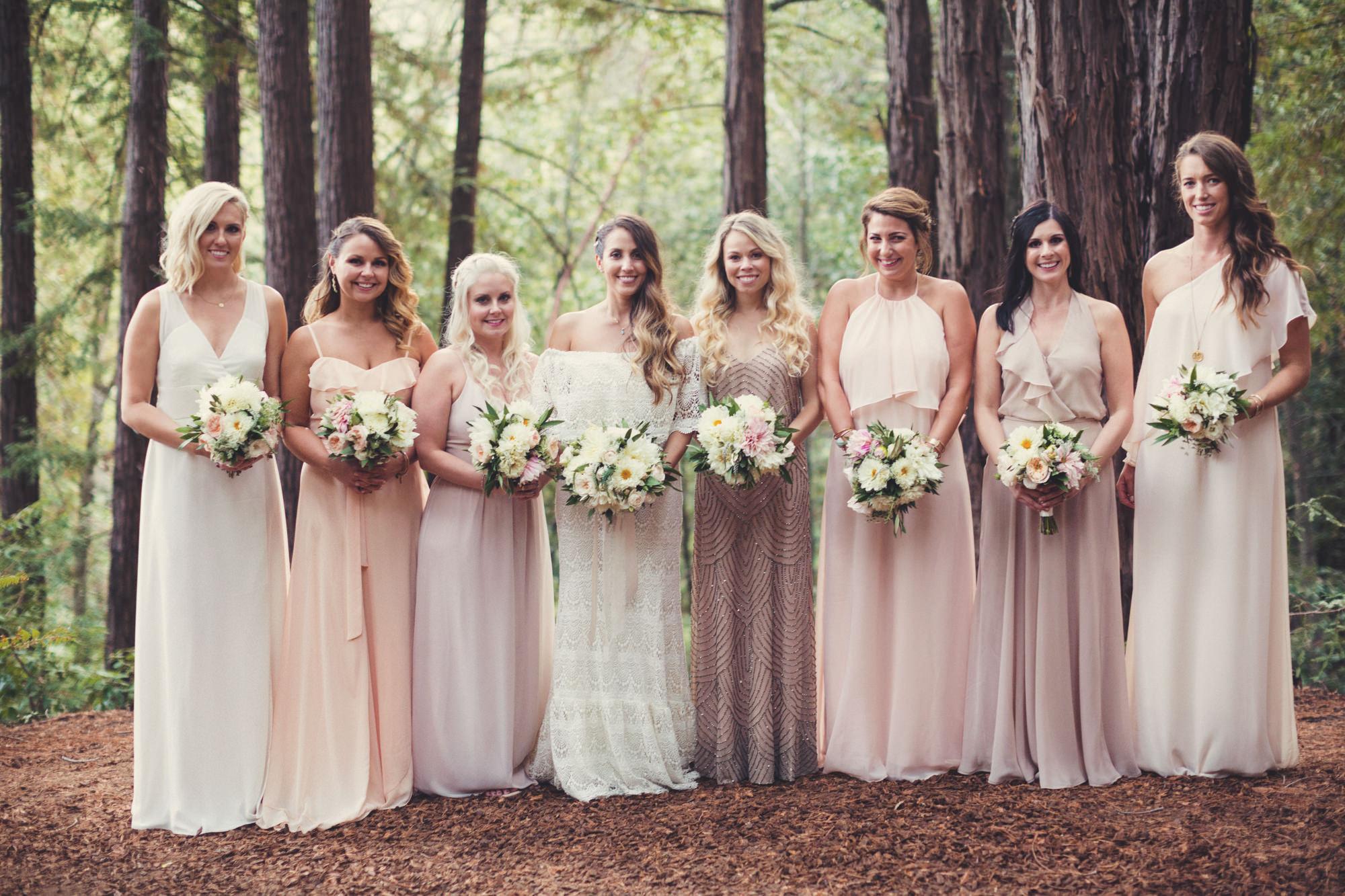 Sequoia Retreat Center Wedding@Anne-Claire Brun 139