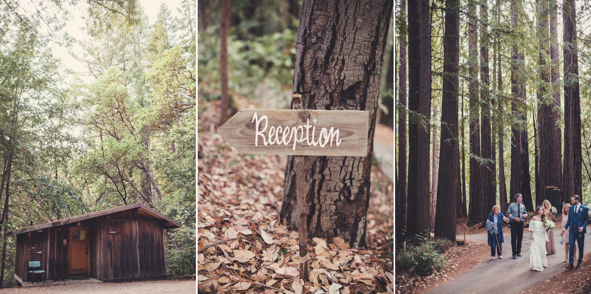 Sequoia Retreat Center Wedding@Anne-Claire Brun 149
