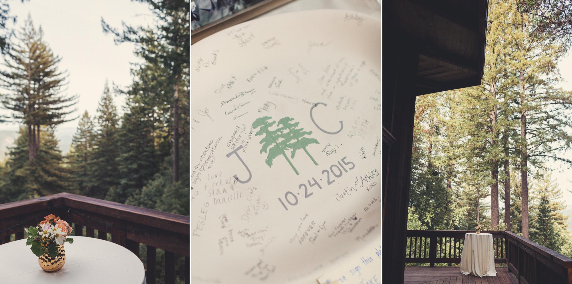 Sequoia Retreat Center Wedding@Anne-Claire Brun 164
