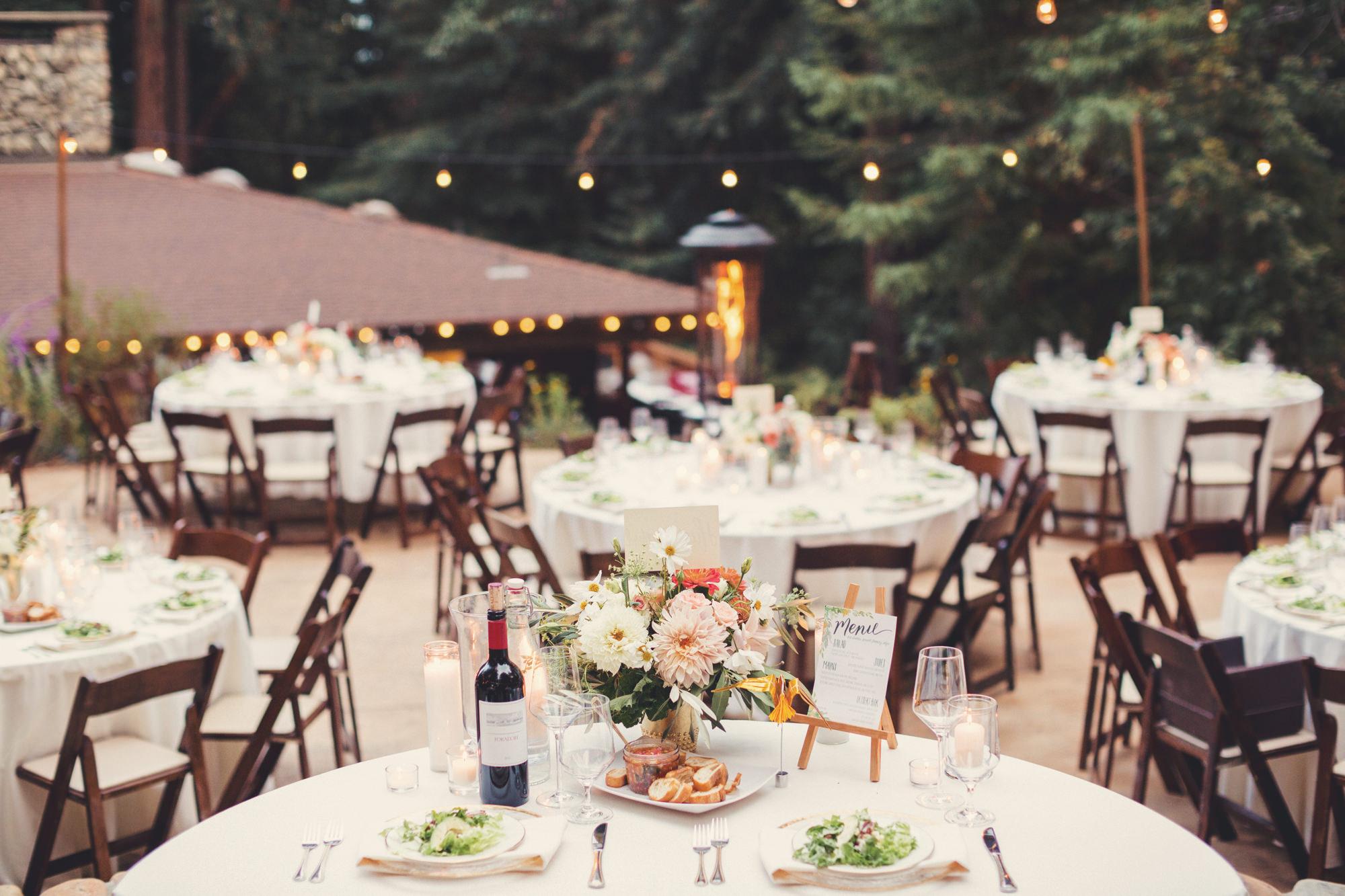 Sequoia Retreat Center Wedding@Anne-Claire Brun 178