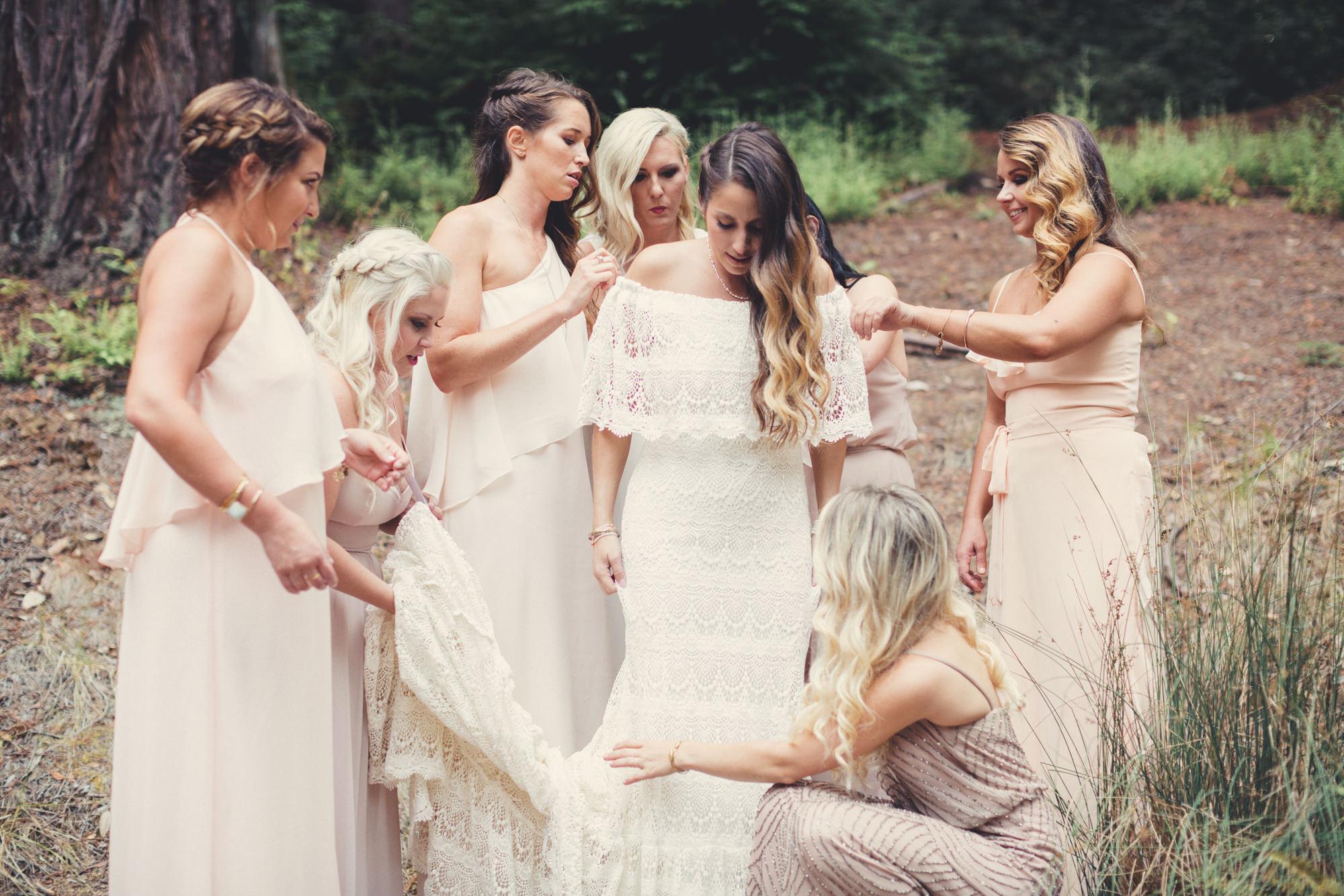 Sequoia Retreat Center Wedding@Anne-Claire Brun 20