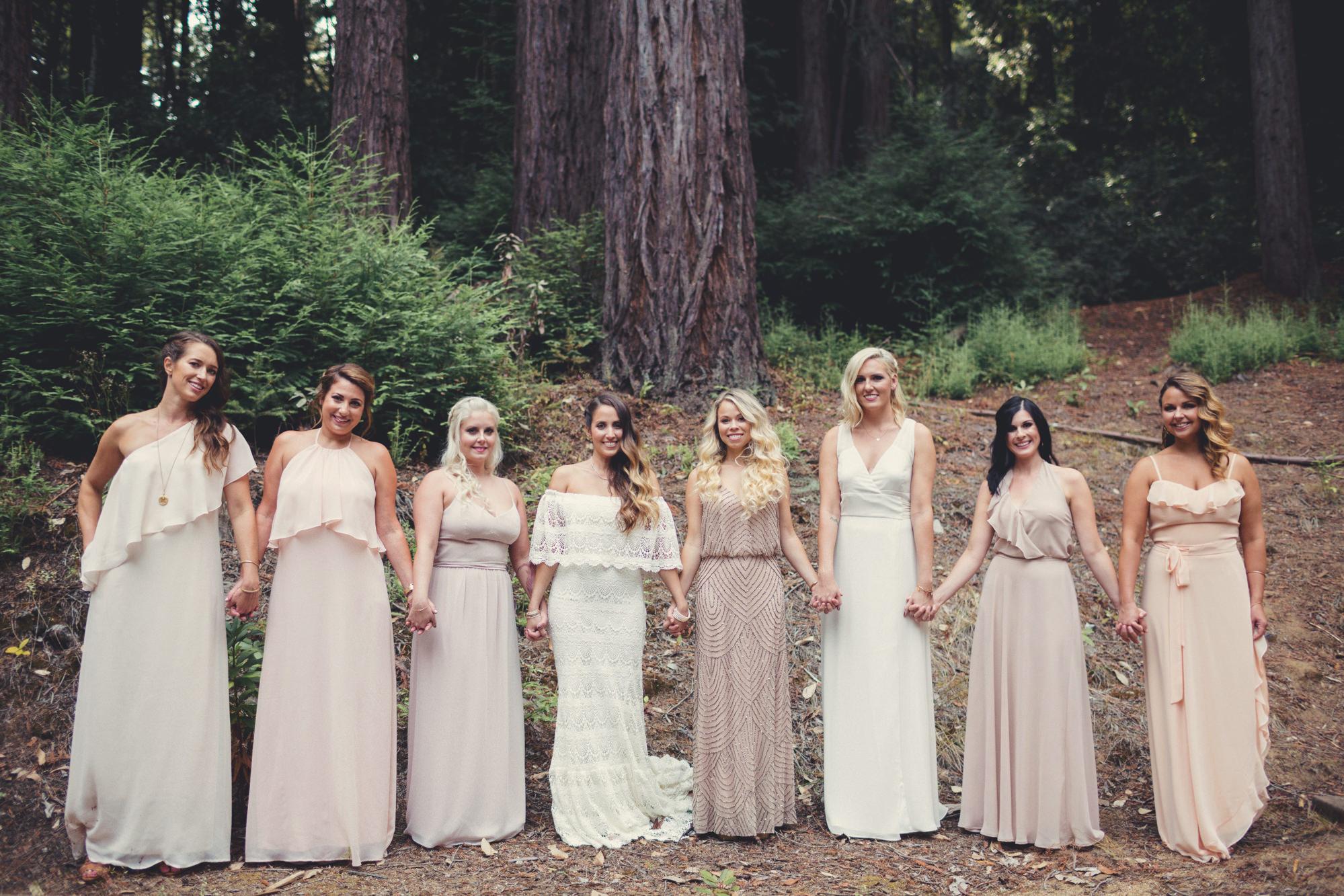 Sequoia Retreat Center Wedding@Anne-Claire Brun 22