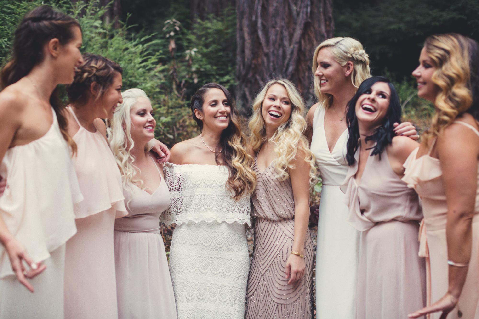 Sequoia Retreat Center Wedding@Anne-Claire Brun 24