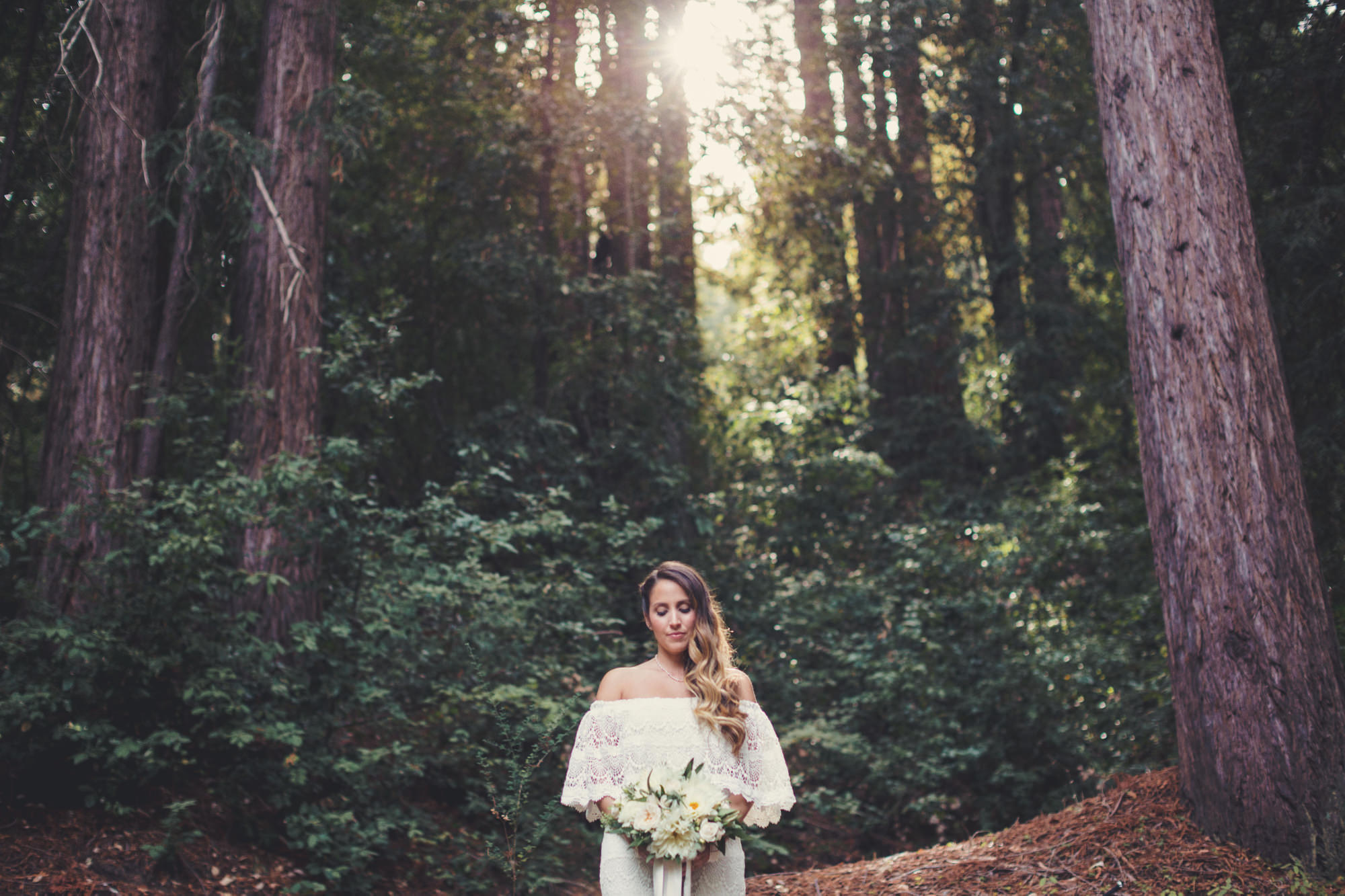Sequoia Retreat Center Wedding@Anne-Claire Brun 25