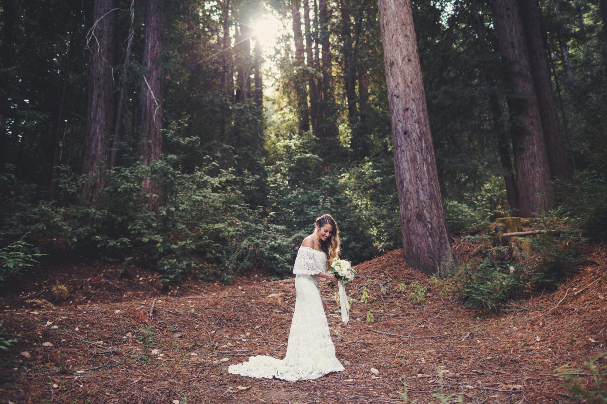 Sequoia Retreat Center Wedding@Anne-Claire Brun 27