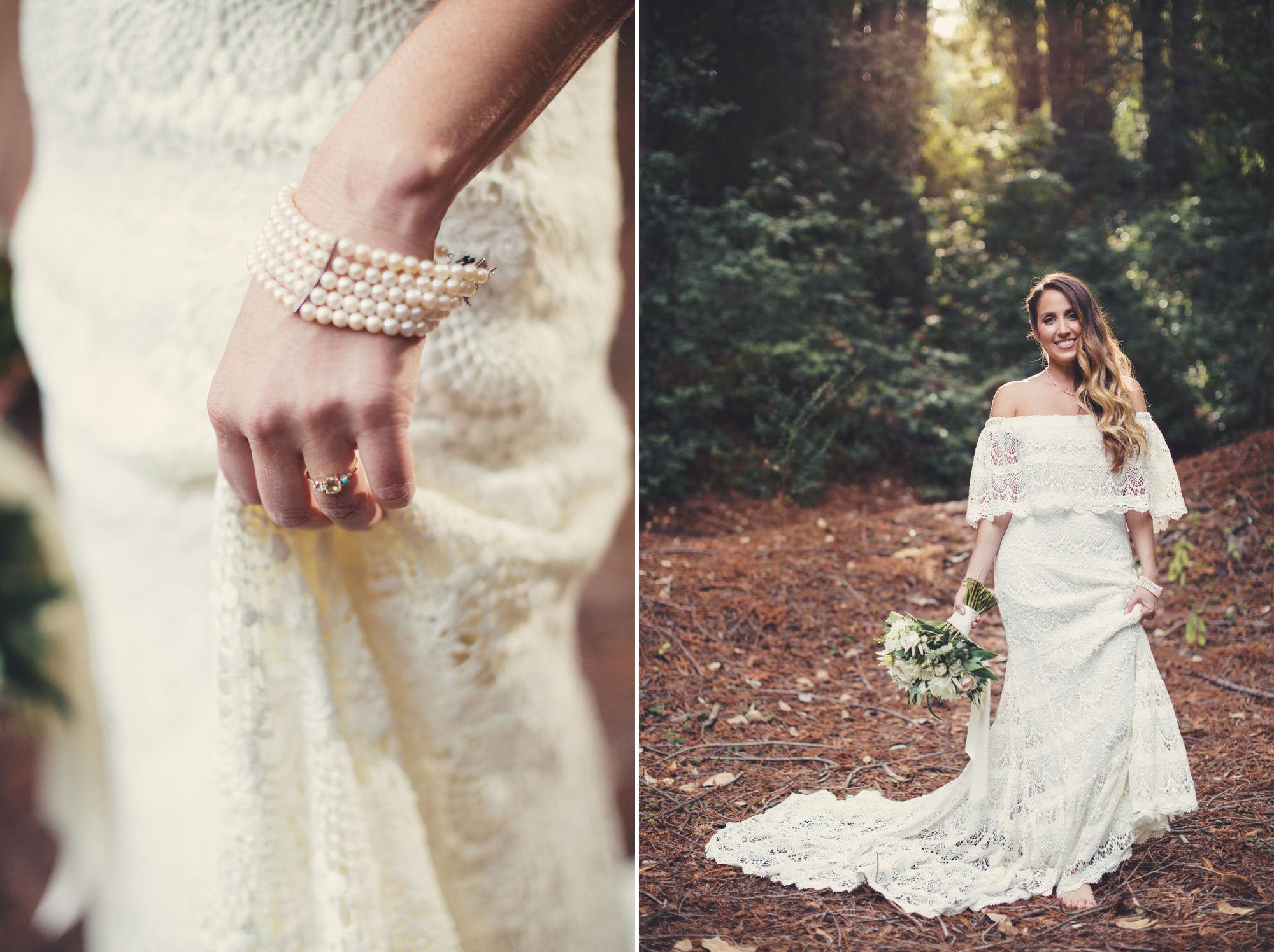 Sequoia Retreat Center Wedding@Anne-Claire Brun 28