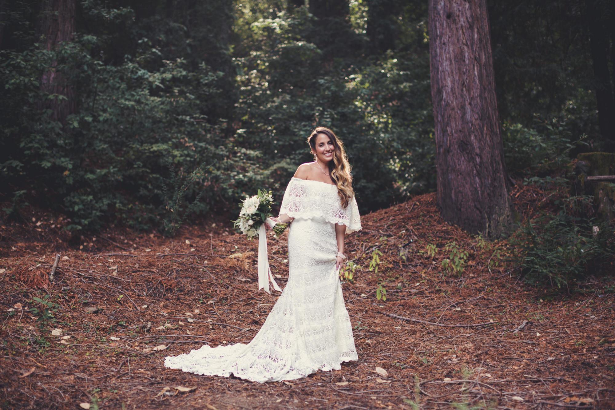 Sequoia Retreat Center Wedding@Anne-Claire Brun 29