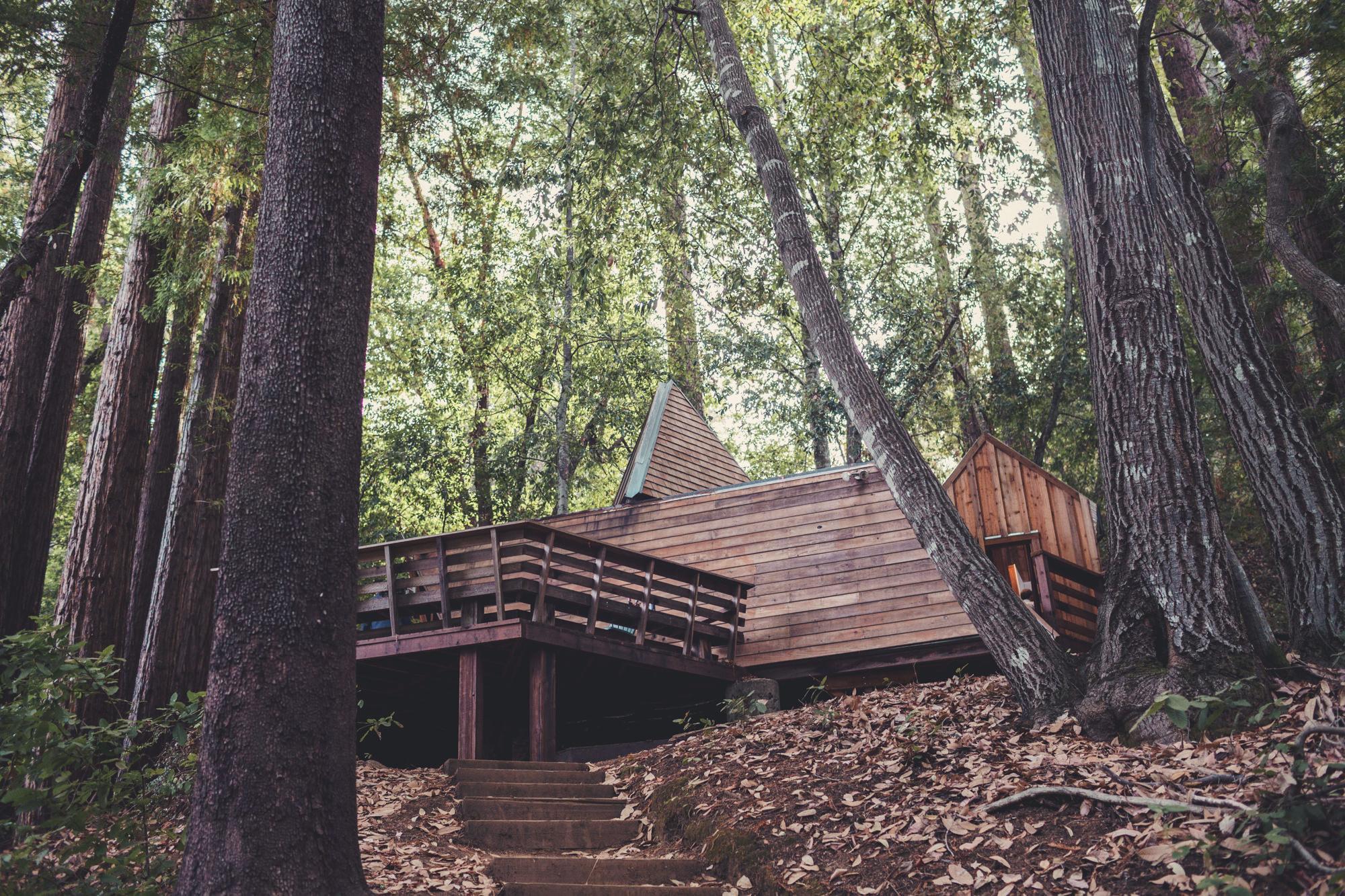 Sequoia Retreat Center Wedding@Anne-Claire Brun 32