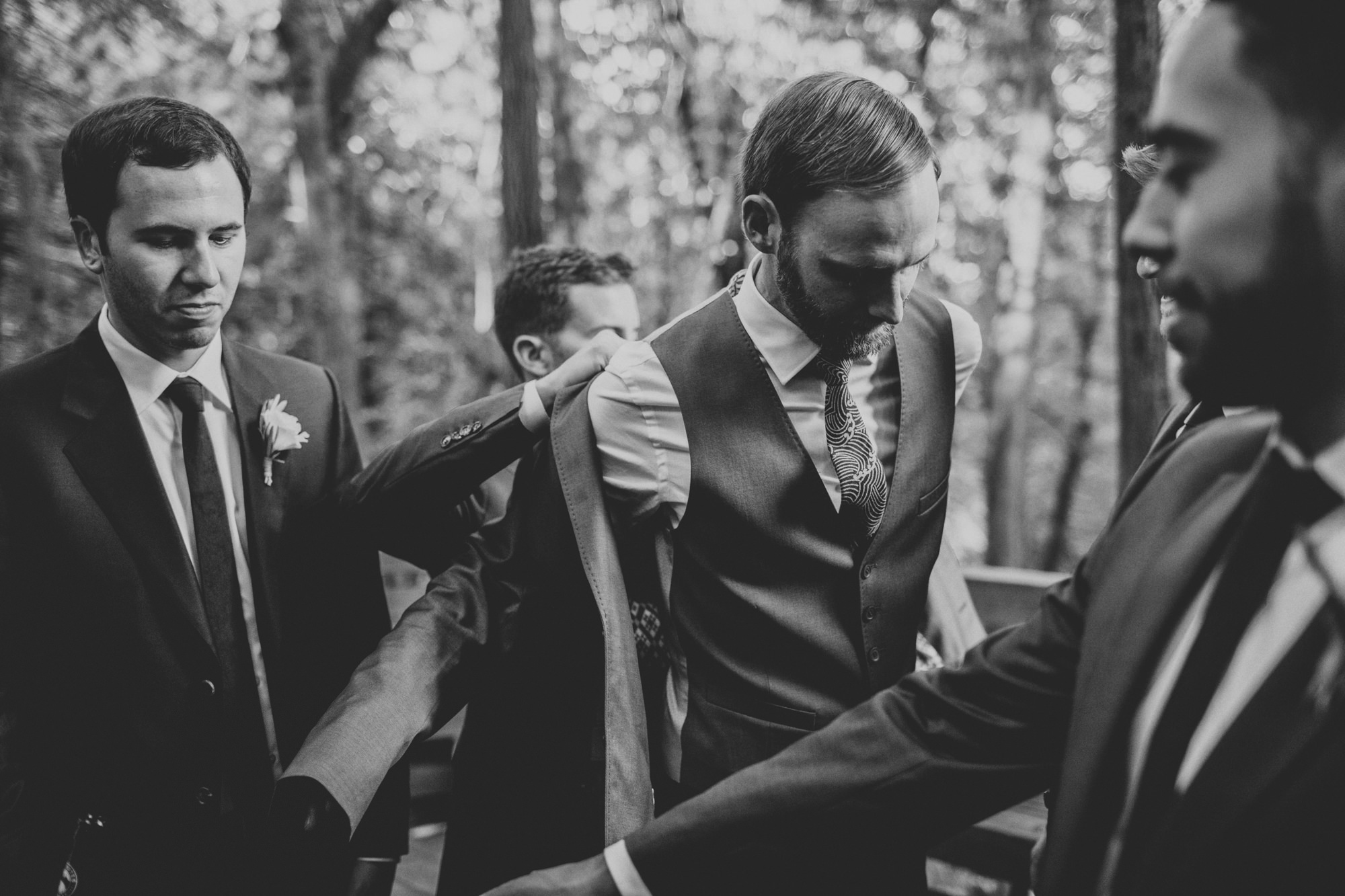 Sequoia Retreat Center Wedding@Anne-Claire Brun 33