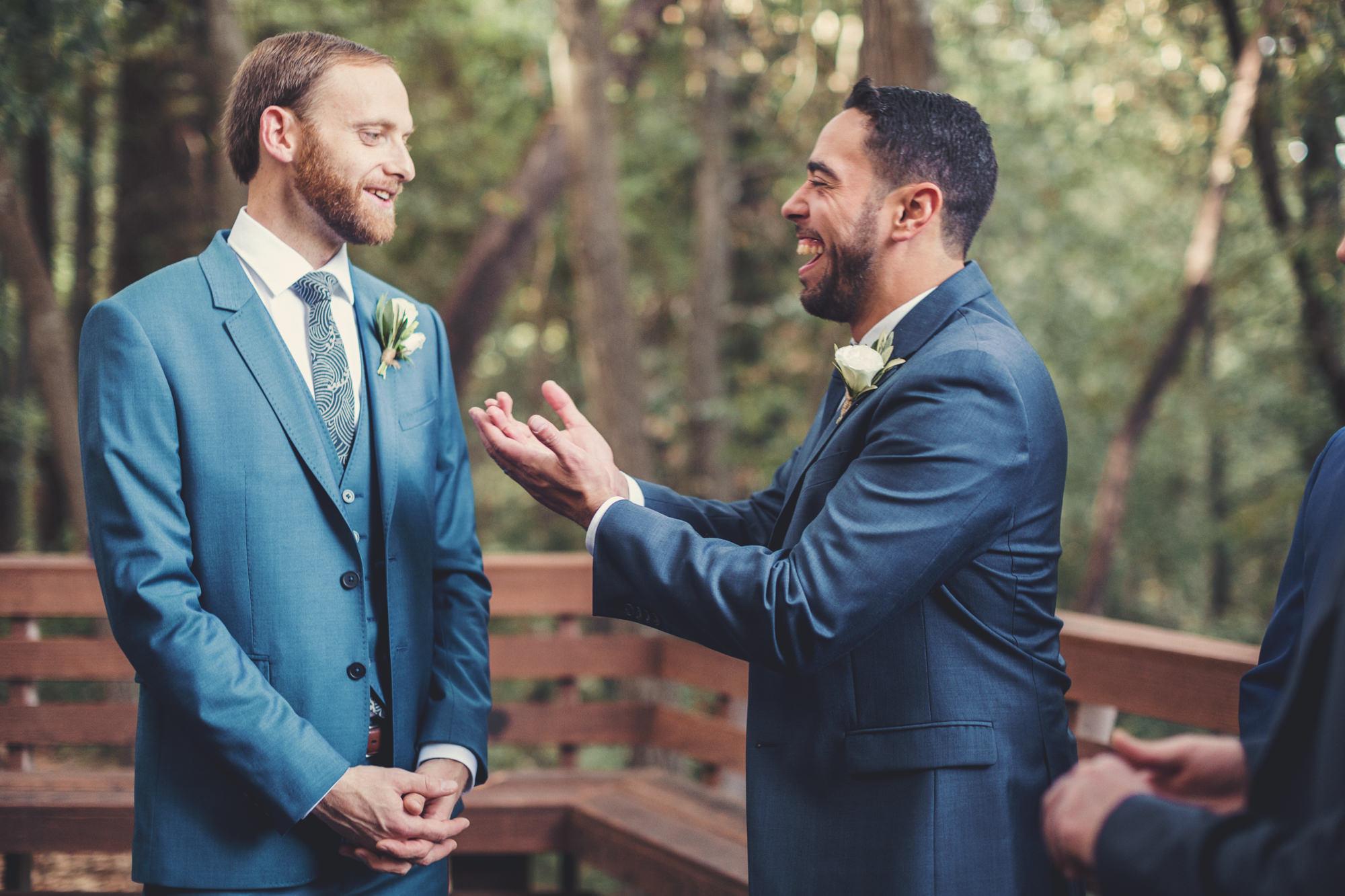 Sequoia Retreat Center Wedding@Anne-Claire Brun 37