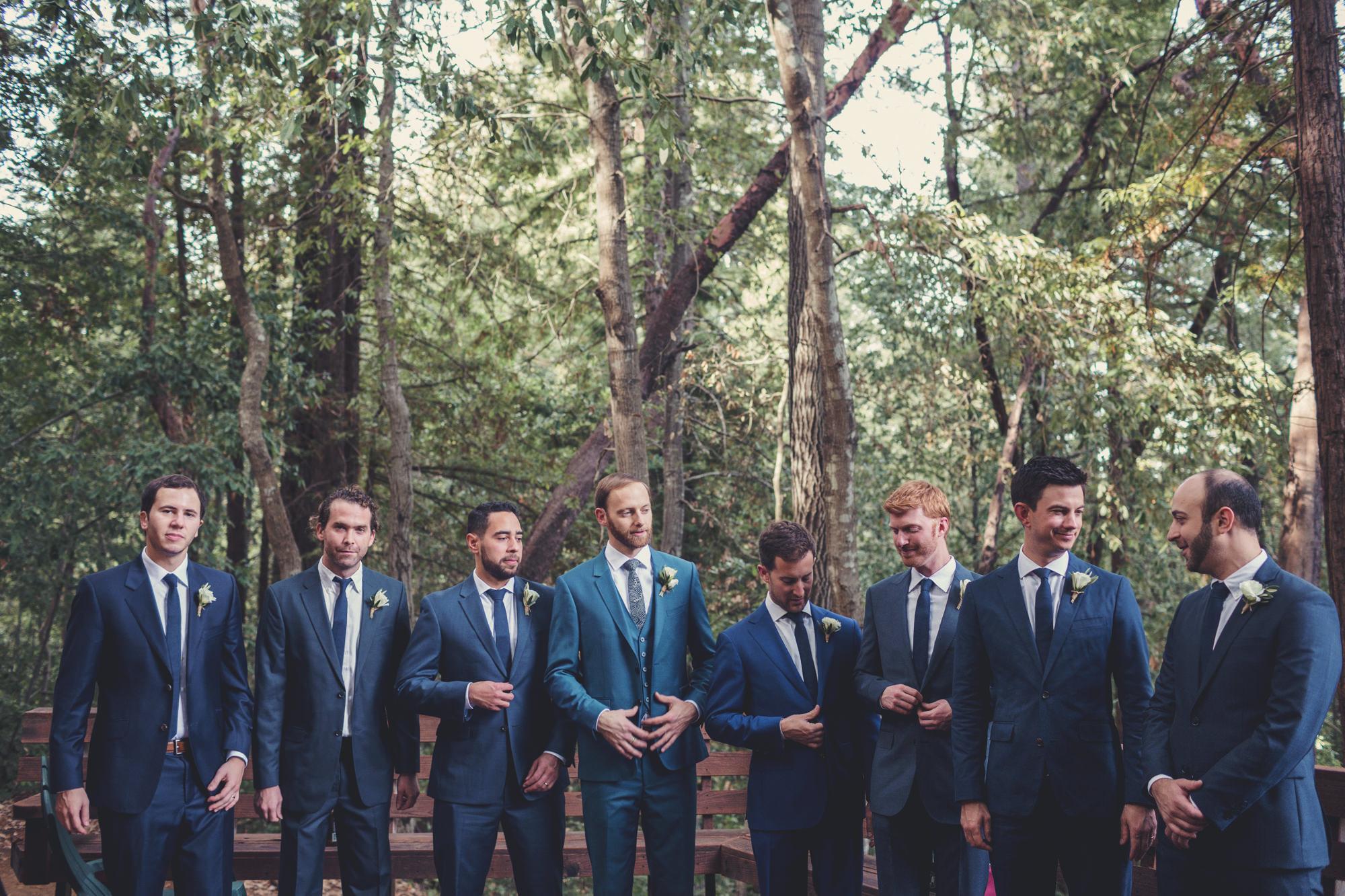 Sequoia Retreat Center Wedding@Anne-Claire Brun 38