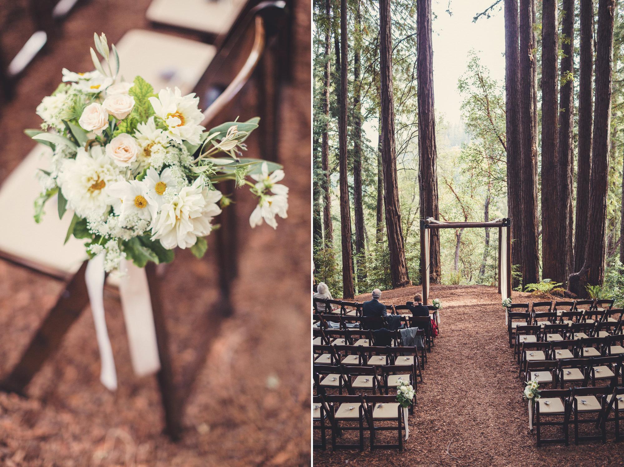 Sequoia Retreat Center Wedding@Anne-Claire Brun 41