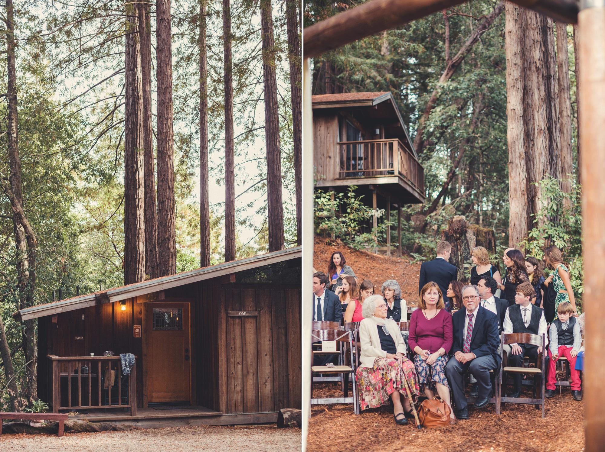 Sequoia Retreat Center Wedding@Anne-Claire Brun 43