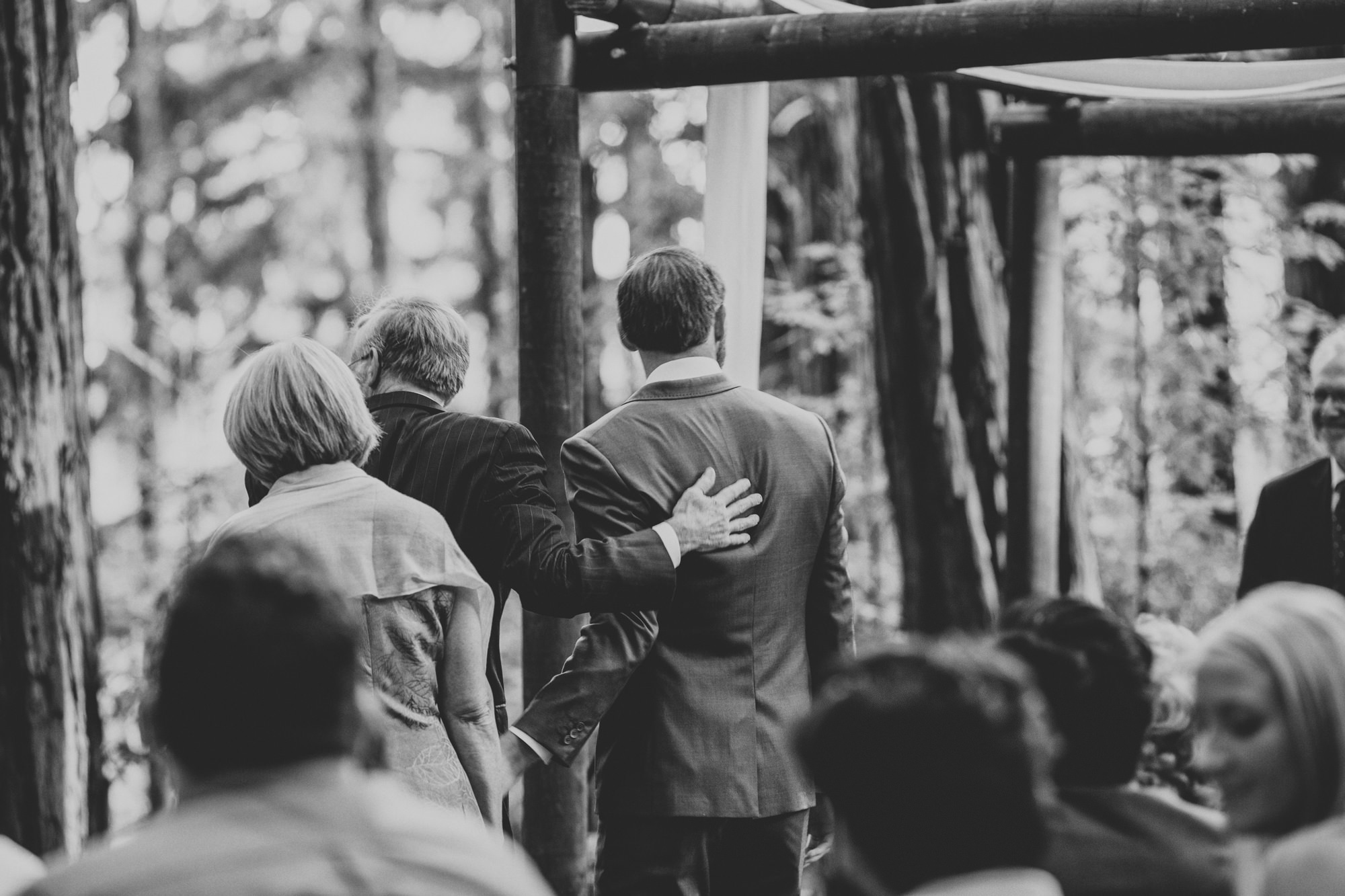 Sequoia Retreat Center Wedding@Anne-Claire Brun 59