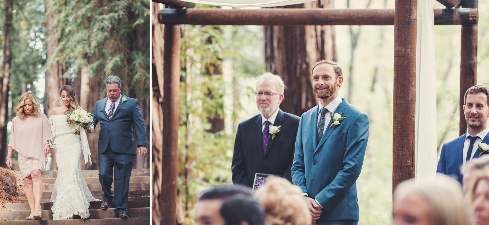 Sequoia Retreat Center Wedding@Anne-Claire Brun 63