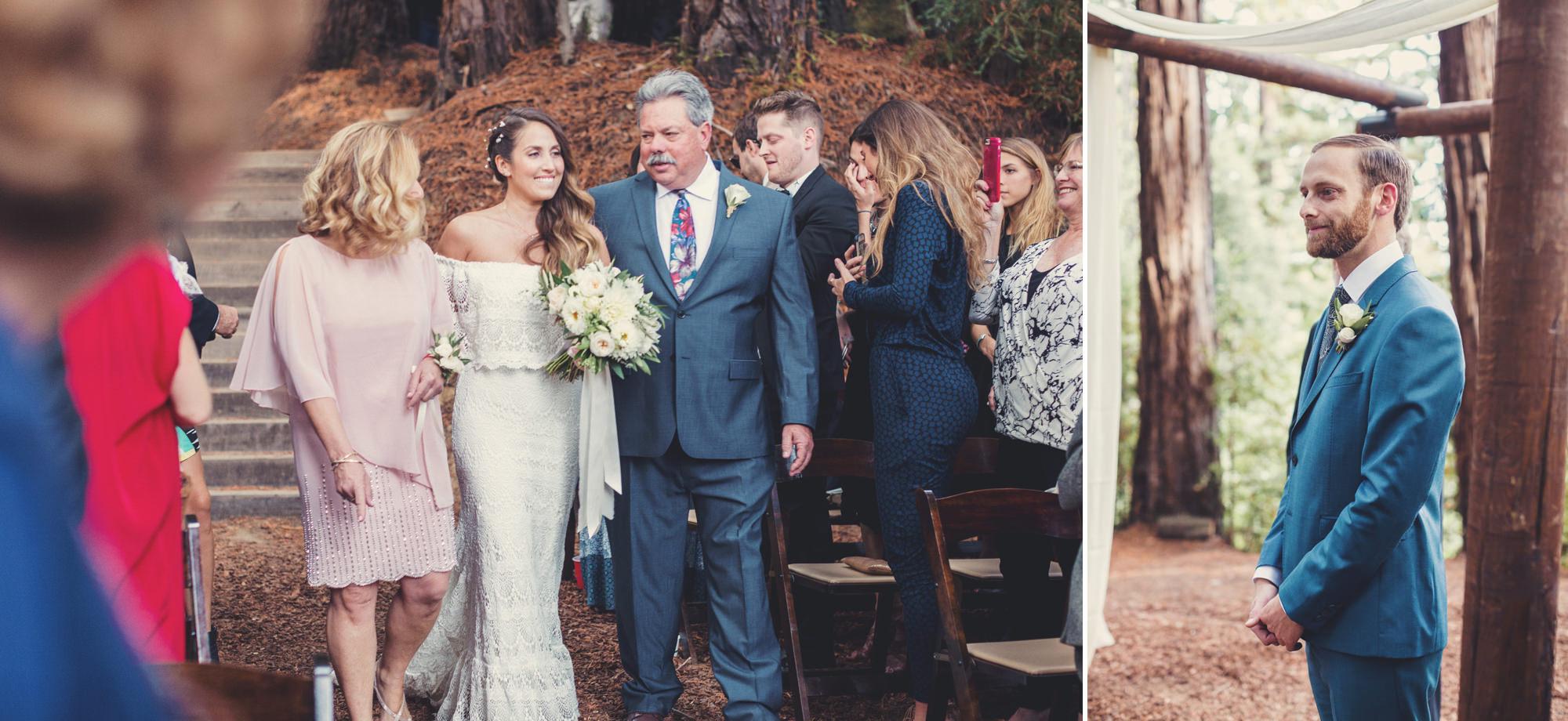 Sequoia Retreat Center Wedding@Anne-Claire Brun 65
