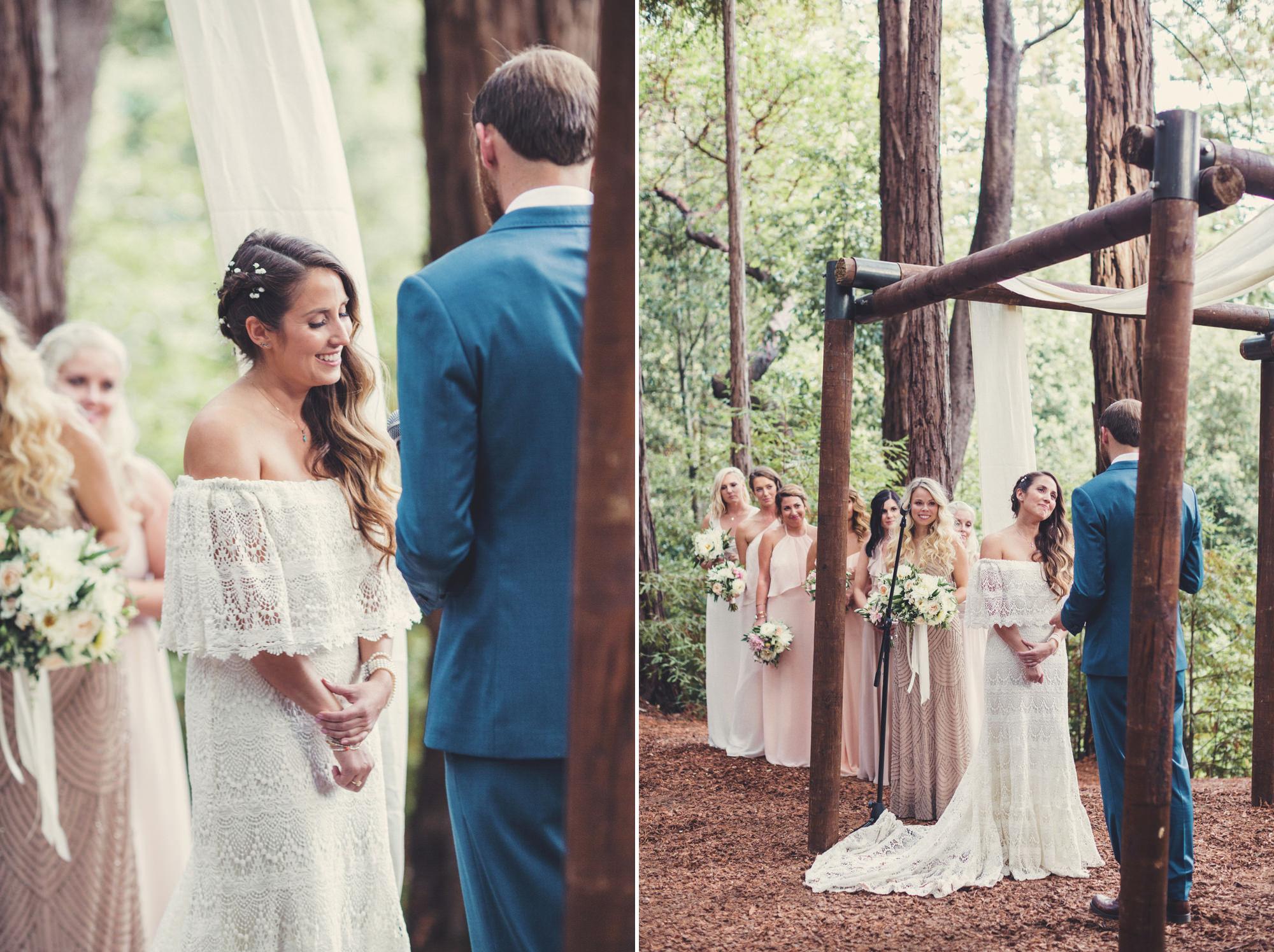 Sequoia Retreat Center Wedding@Anne-Claire Brun 72