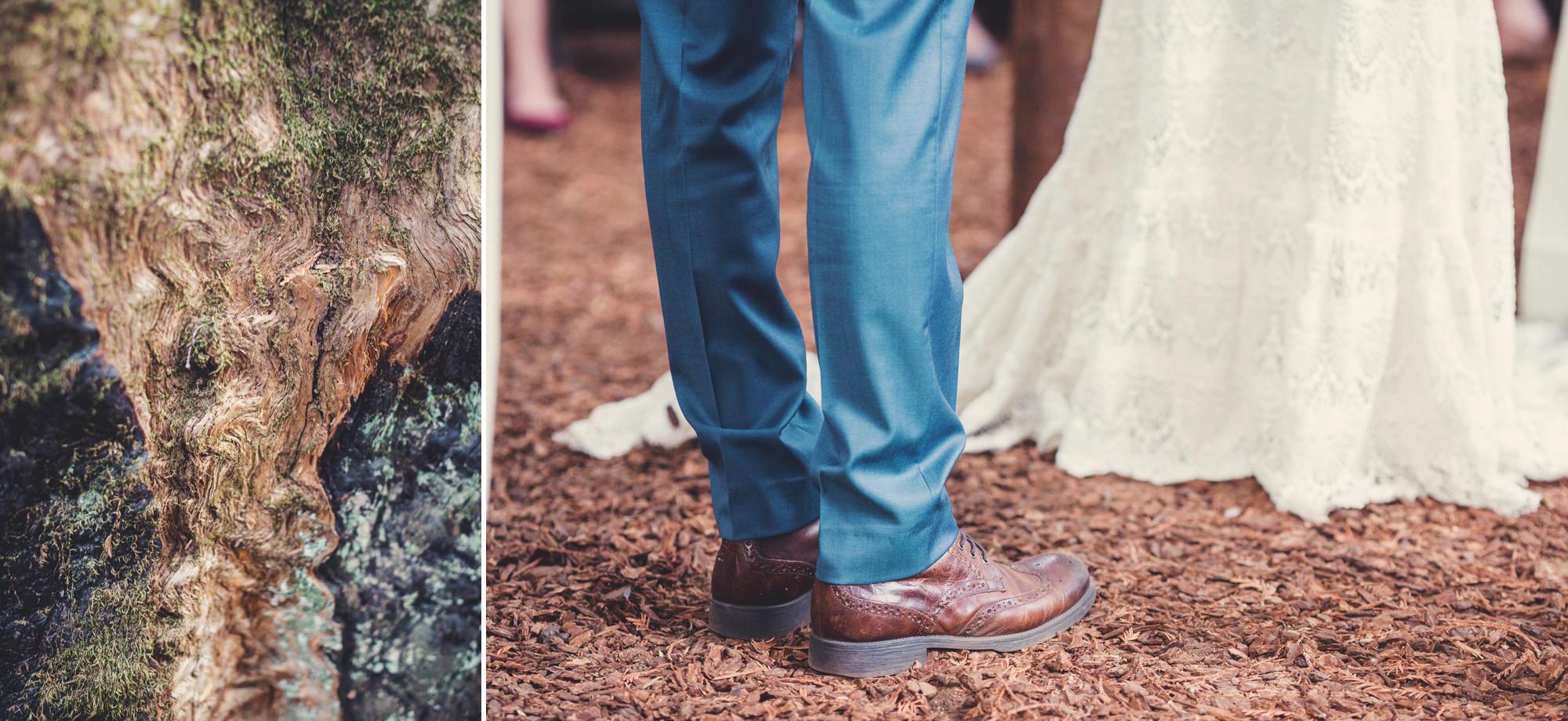 Sequoia Retreat Center Wedding@Anne-Claire Brun 75