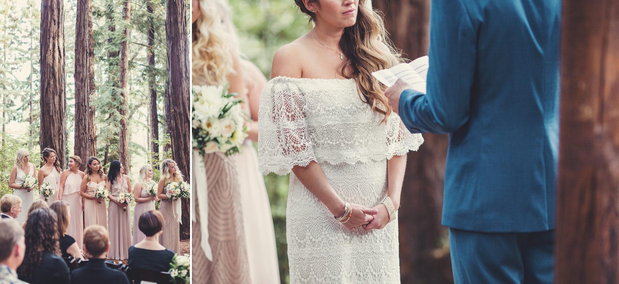 Sequoia Retreat Center Wedding@Anne-Claire Brun 81