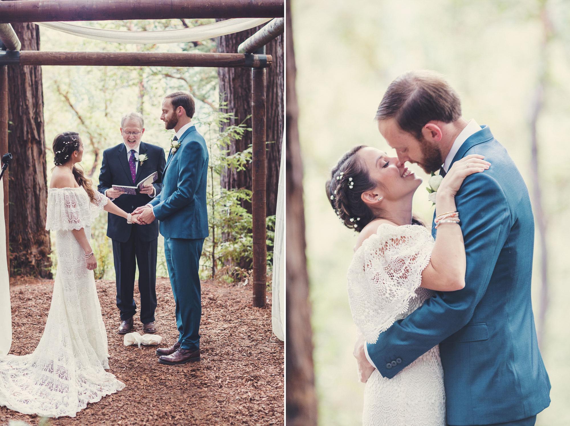 Sequoia Retreat Center Wedding@Anne-Claire Brun 89