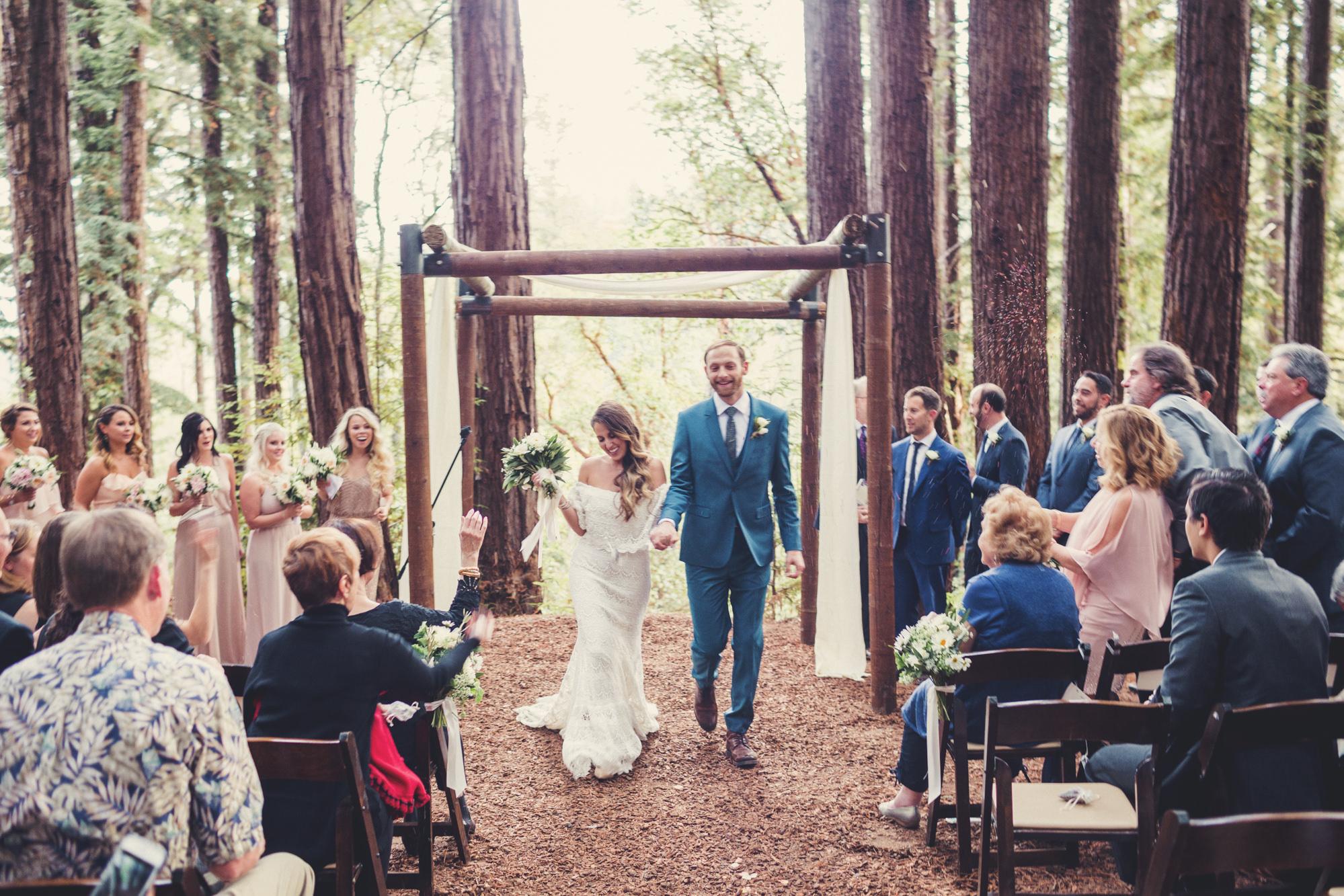 Sequoia Retreat Center Wedding@Anne-Claire Brun 90