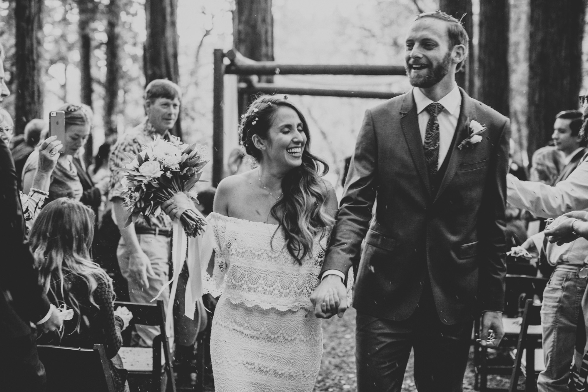 Sequoia Retreat Center Wedding@Anne-Claire Brun 92