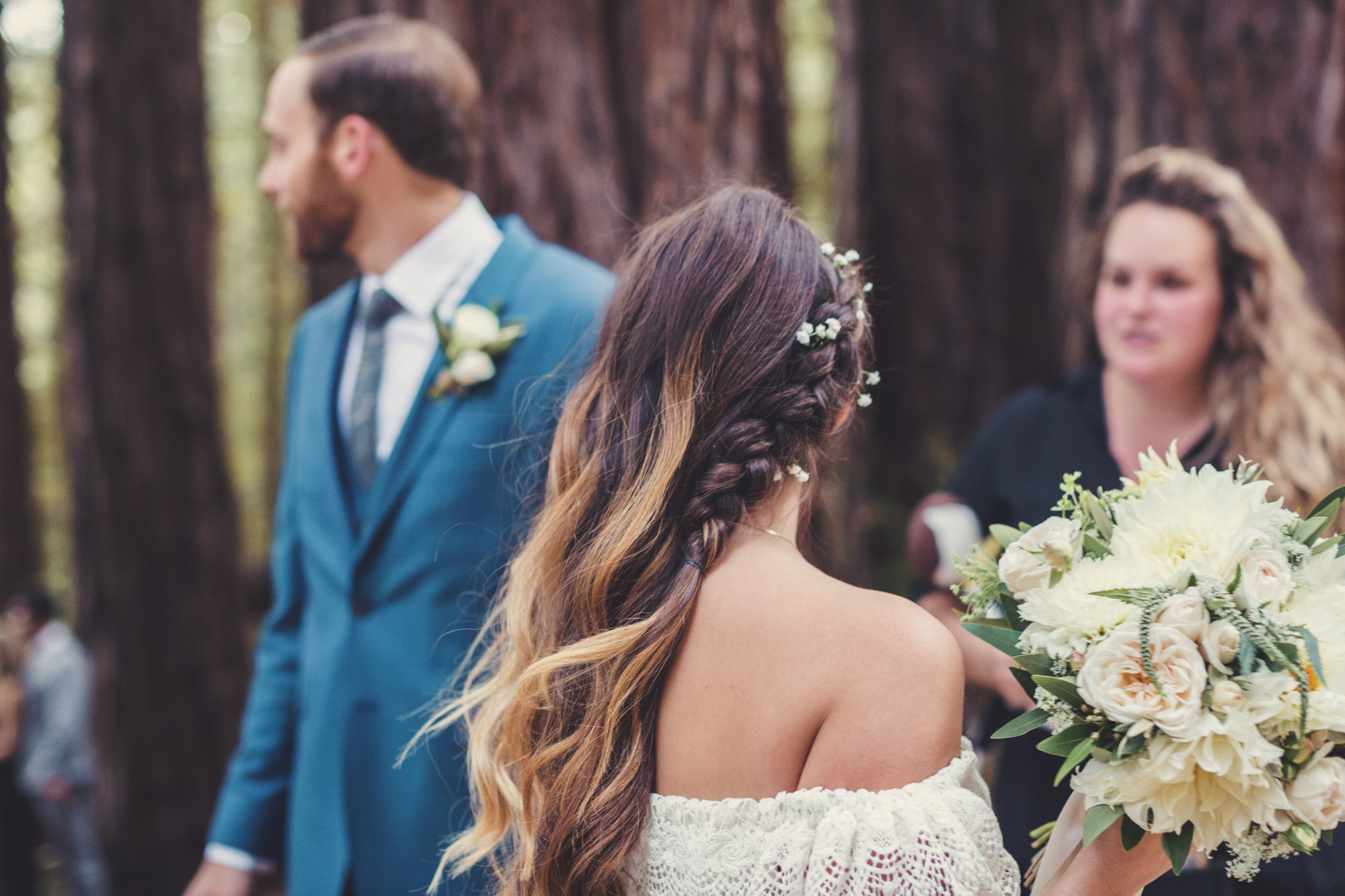 Sequoia Retreat Center Wedding@Anne-Claire Brun 93