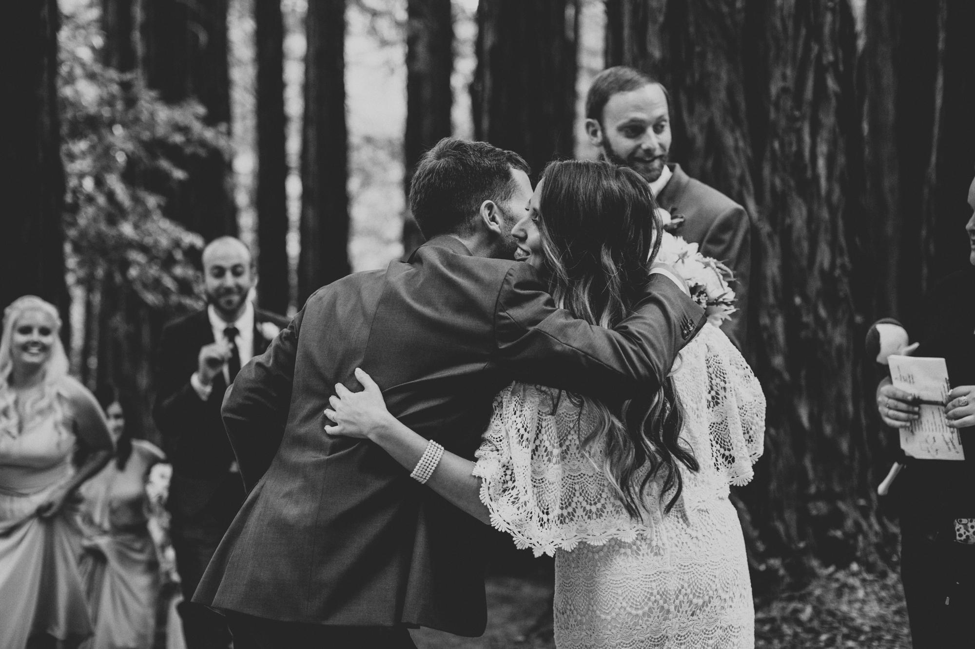 Sequoia Retreat Center Wedding@Anne-Claire Brun 95