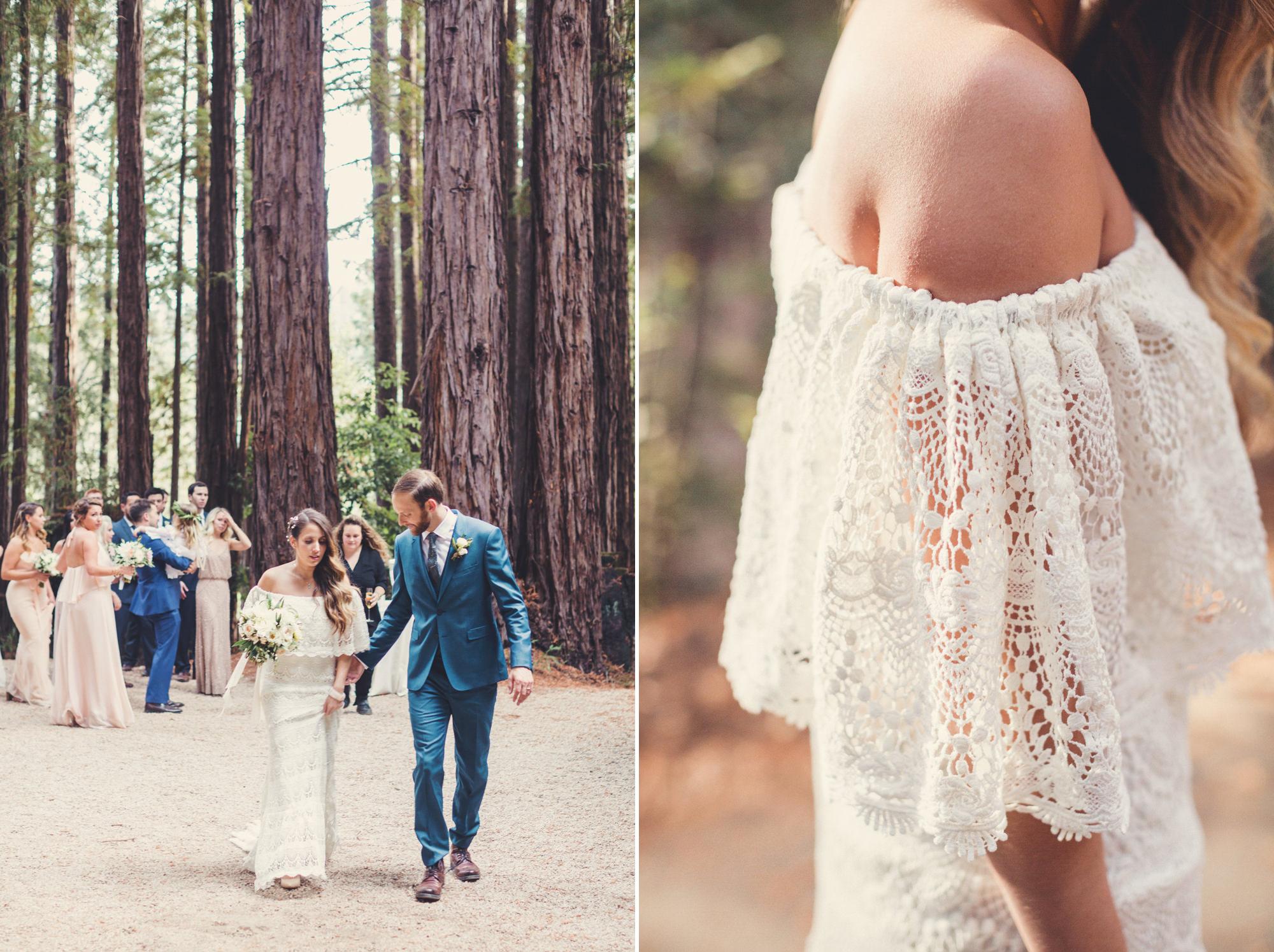 Sequoia Retreat Center Wedding@Anne-Claire Brun 96