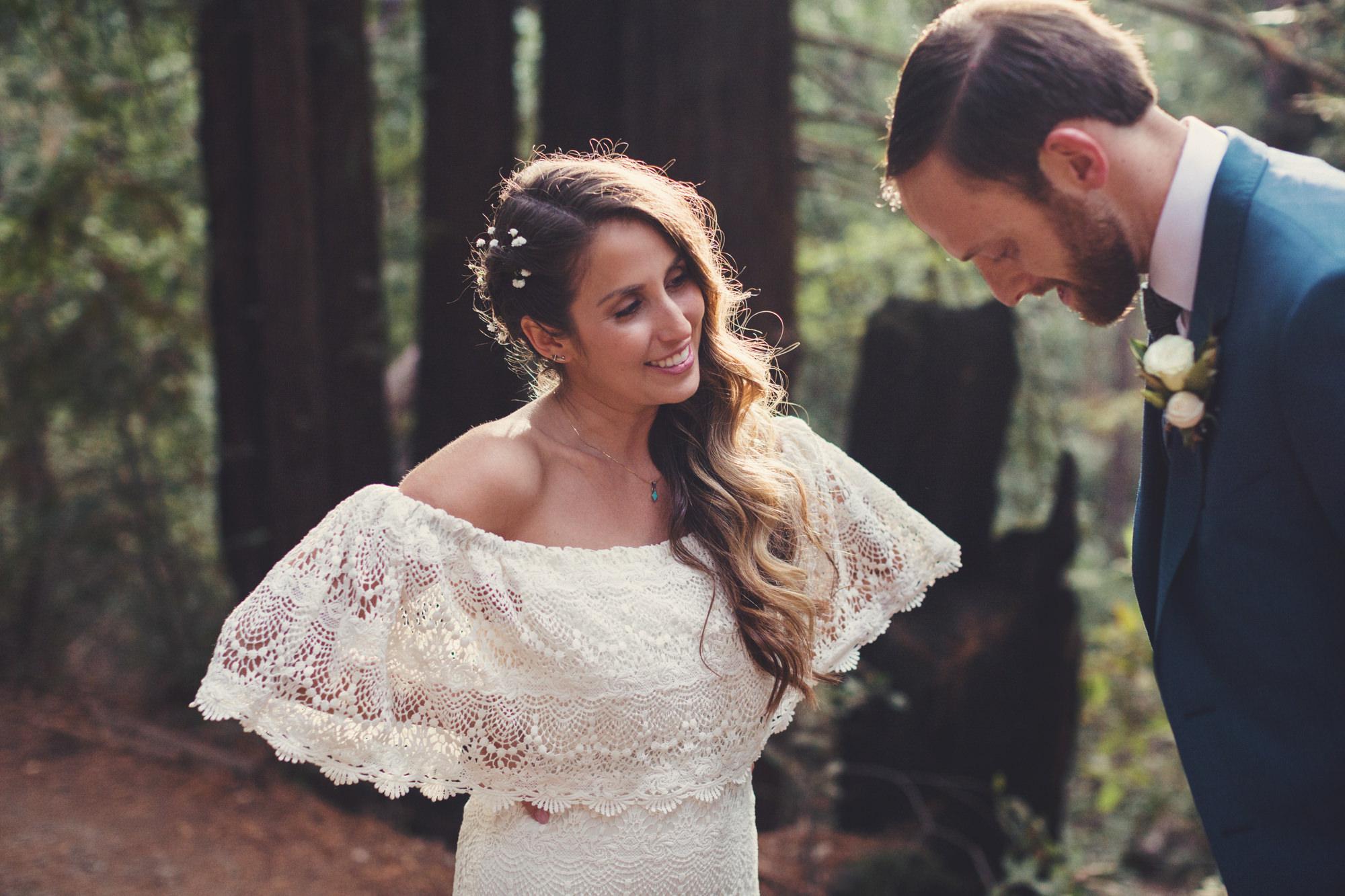 Sequoia Retreat Center Wedding@Anne-Claire Brun 97