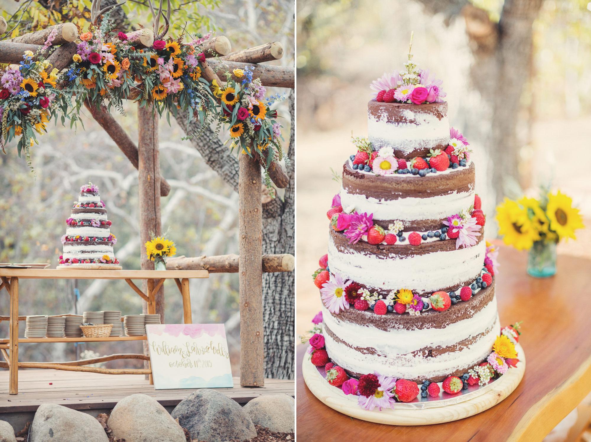 Rustic wedding in California ©Anne-Claire Brun 103