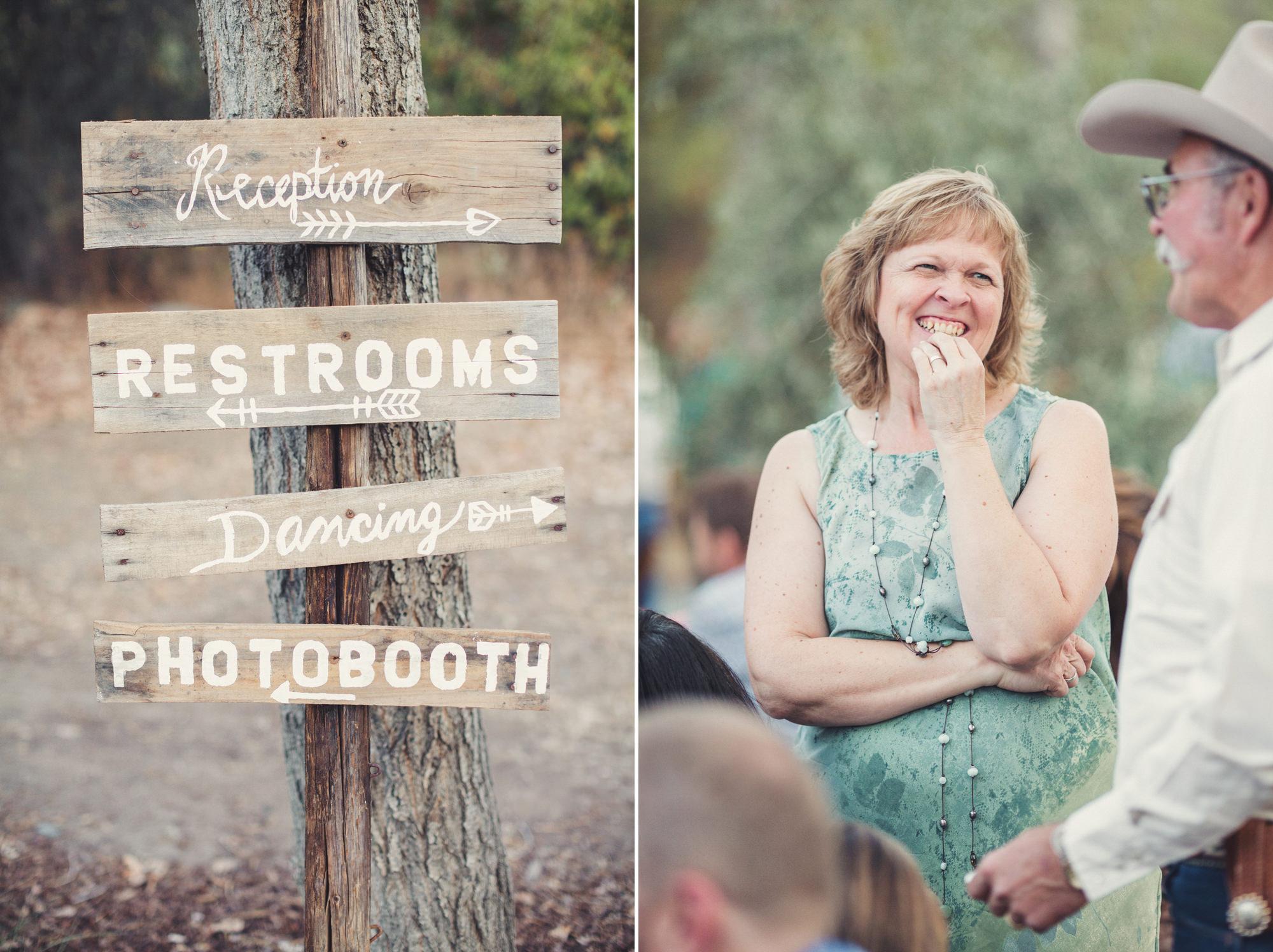 Rustic wedding in California ©Anne-Claire Brun 105