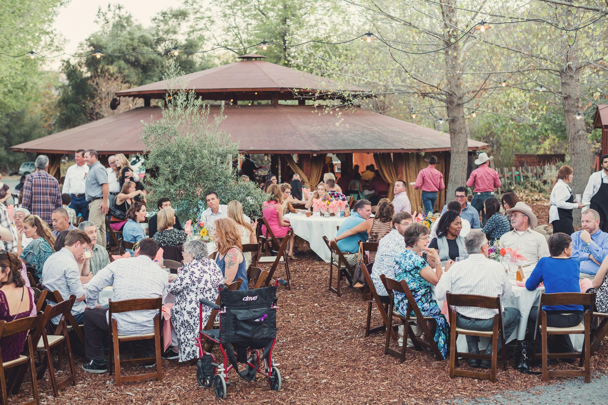 Rustic wedding in California ©Anne-Claire Brun 106