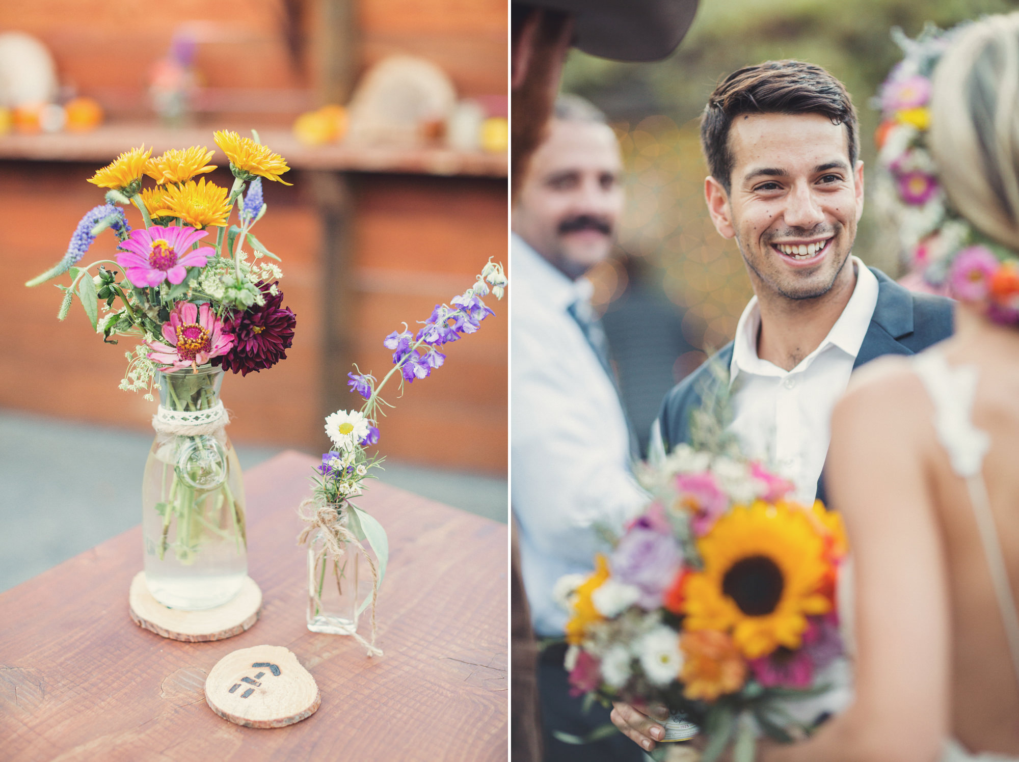 Rustic wedding in California ©Anne-Claire Brun 107