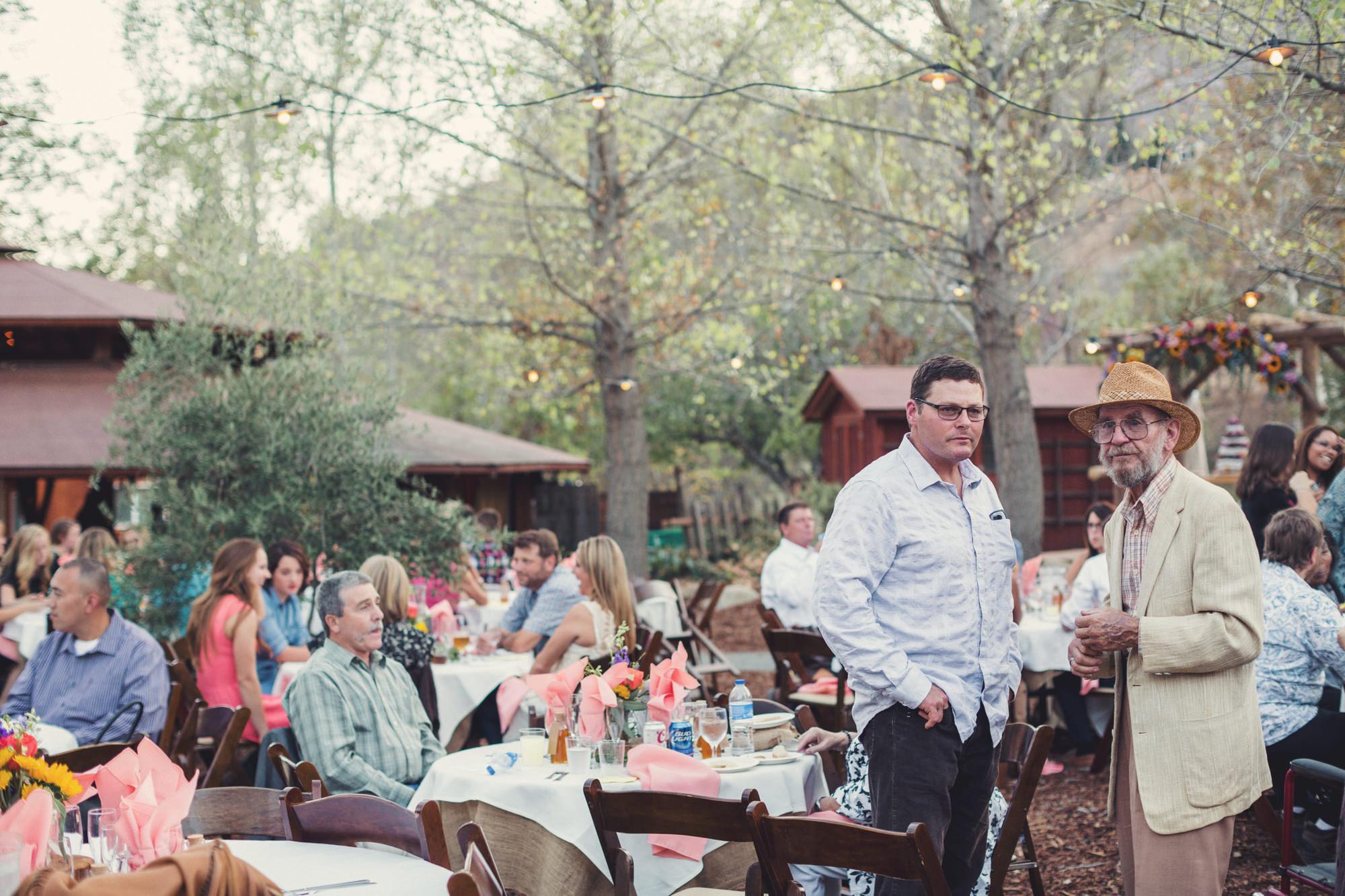 Rustic wedding in California ©Anne-Claire Brun 108