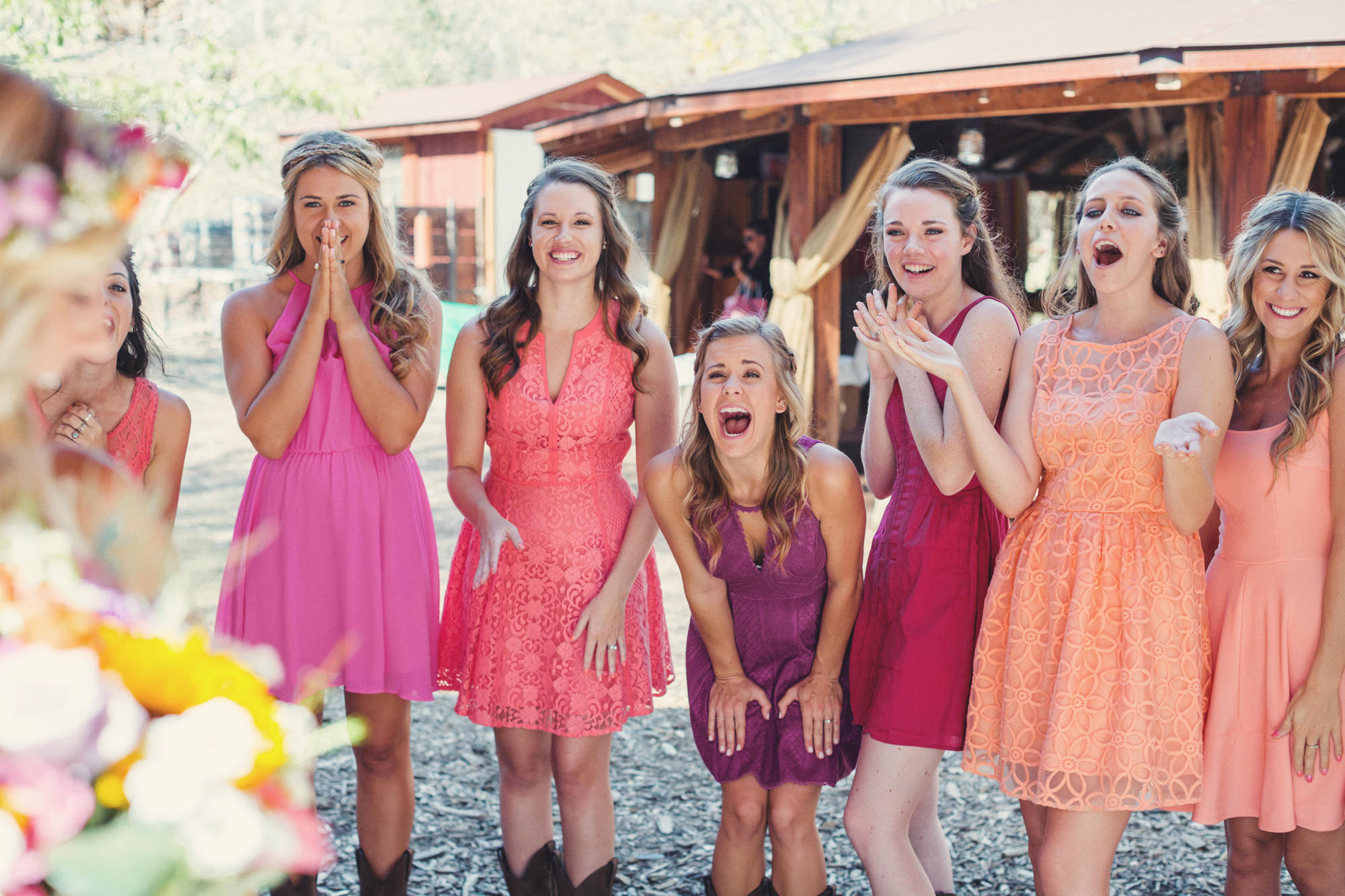 Rustic wedding in California ©Anne-Claire Brun 29