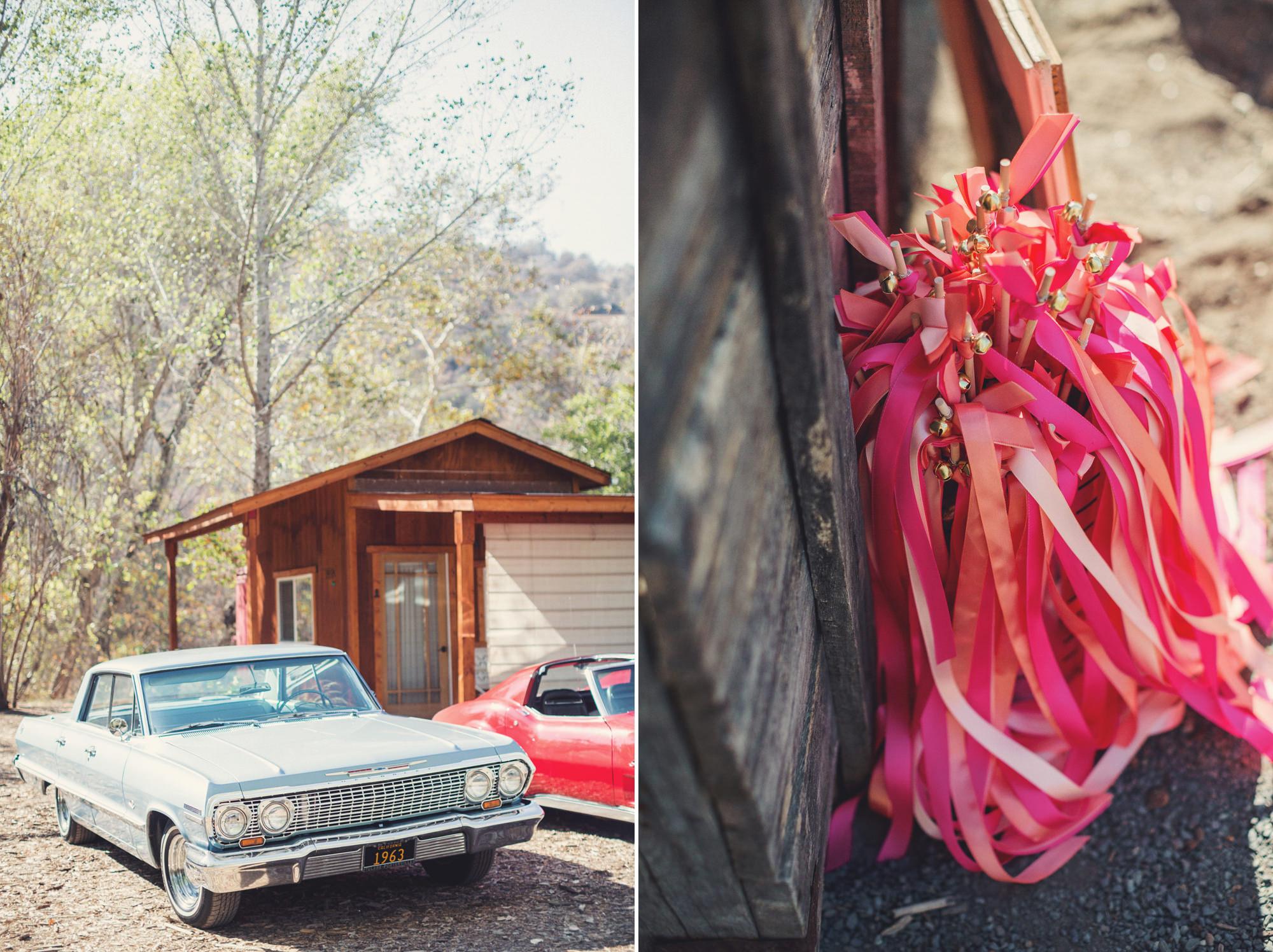 Rustic wedding in California ©Anne-Claire Brun 30