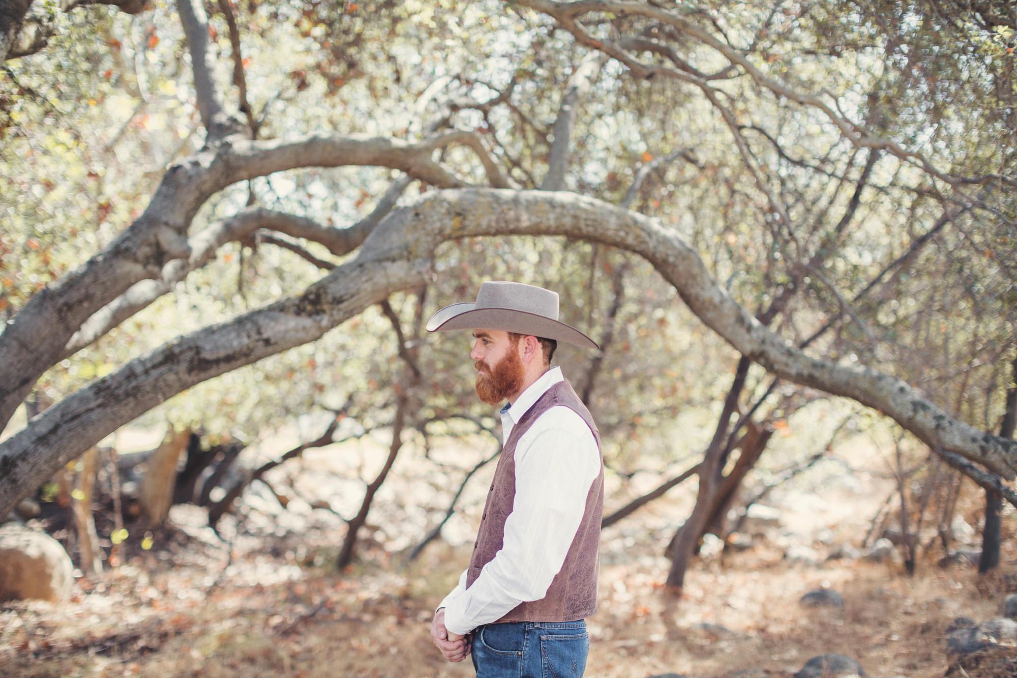 Rustic wedding in California ©Anne-Claire Brun 35
